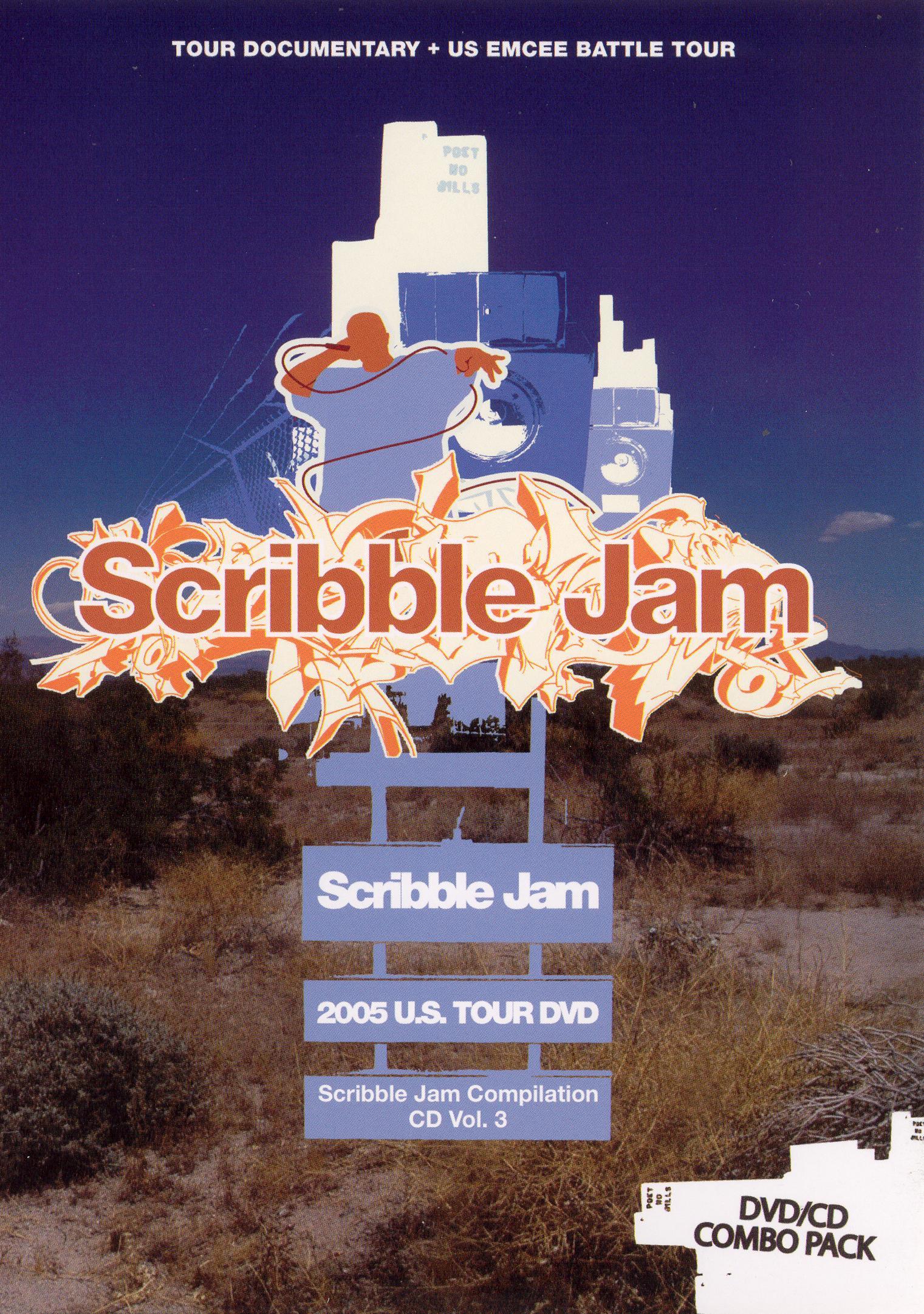 Scribble Jam 2005 U.S. Tour