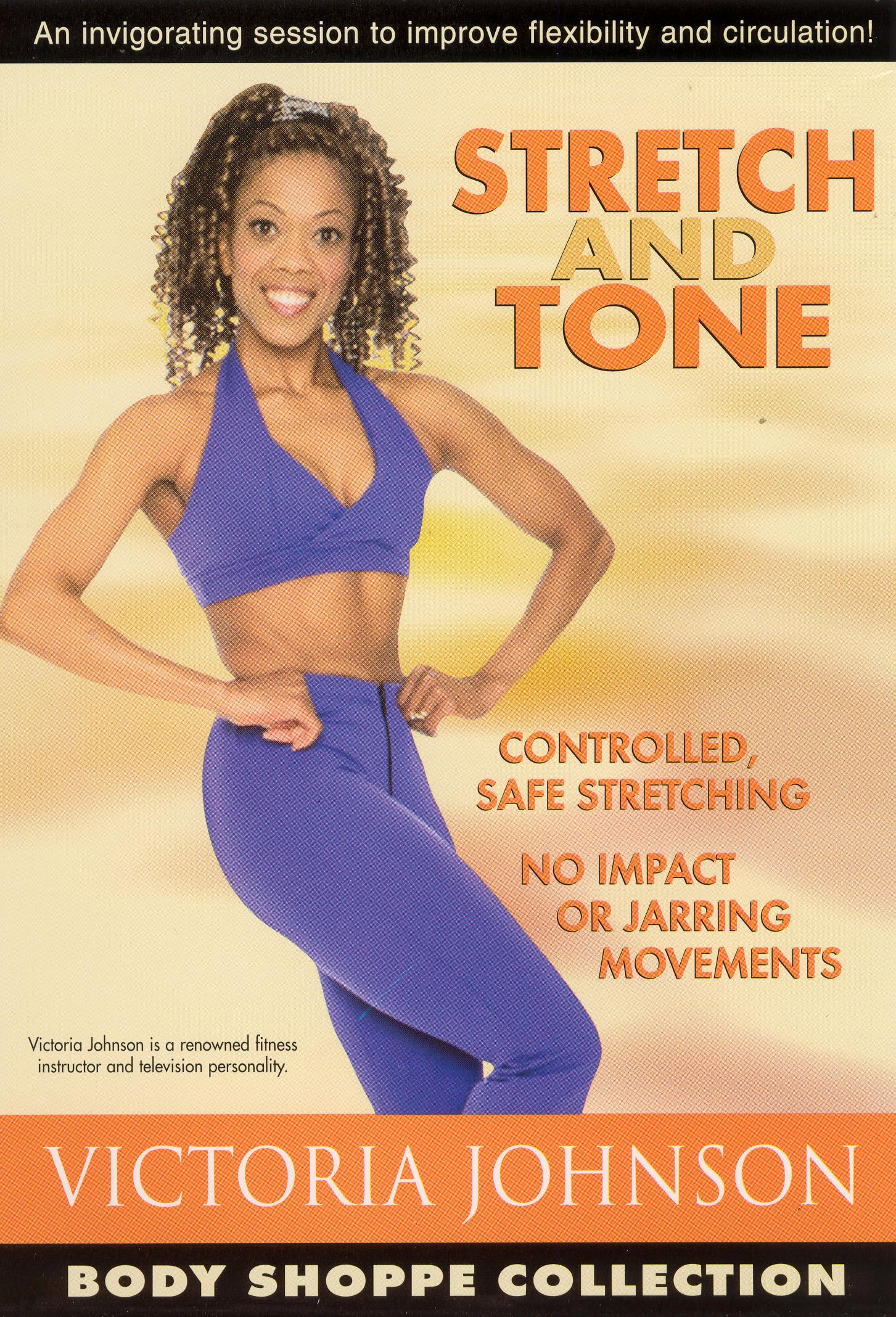 Victoria Johnson: Stretch and Tone