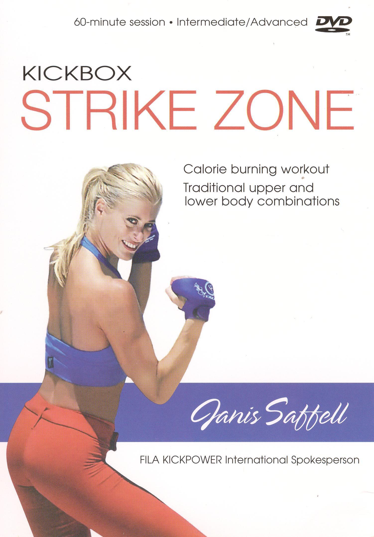 Janis Saffell: Kickbox Strike Zone