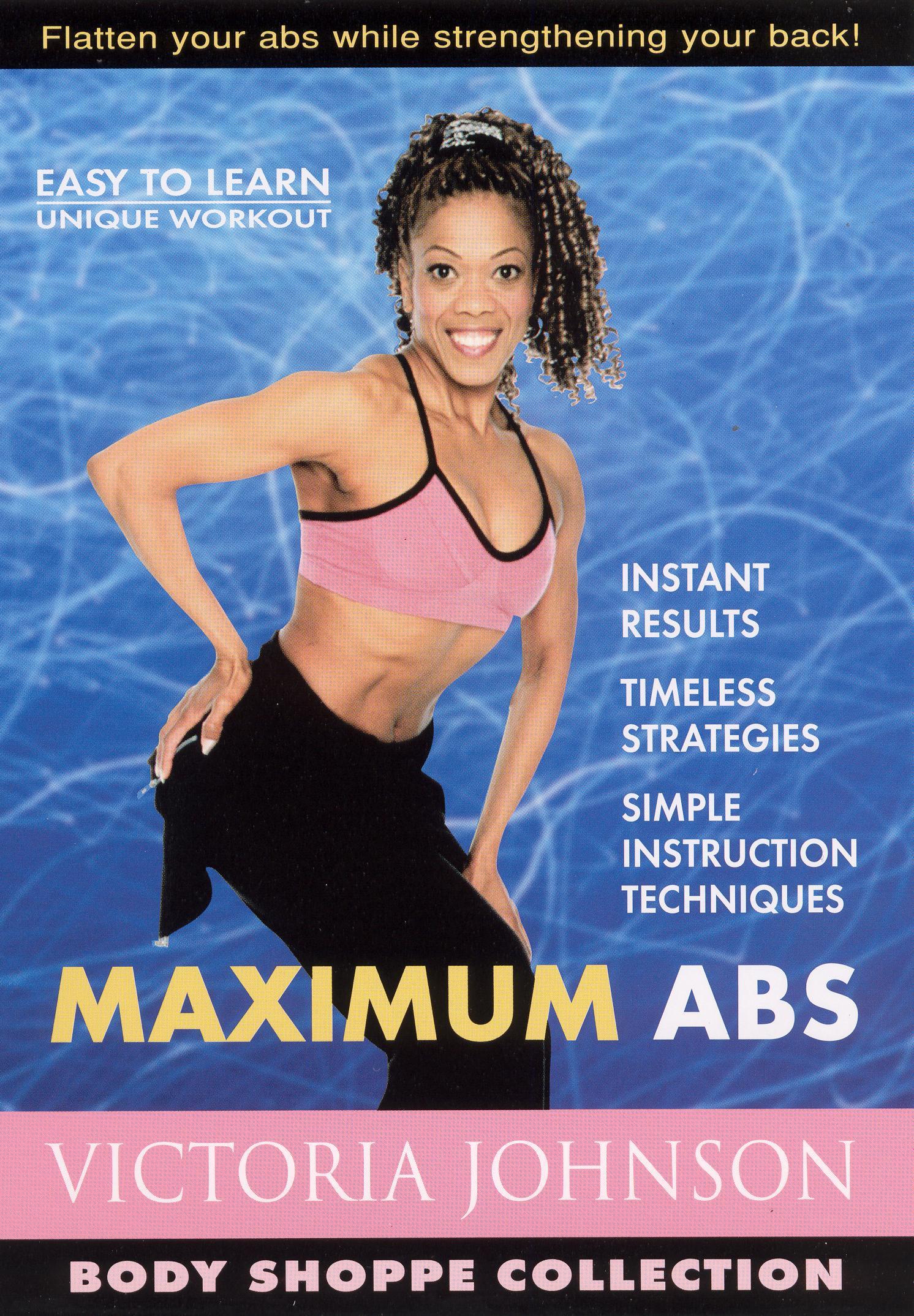 Victoria Johnson: Maximum Abs