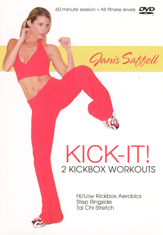 Janis Saffell: Kick-It! Ringside