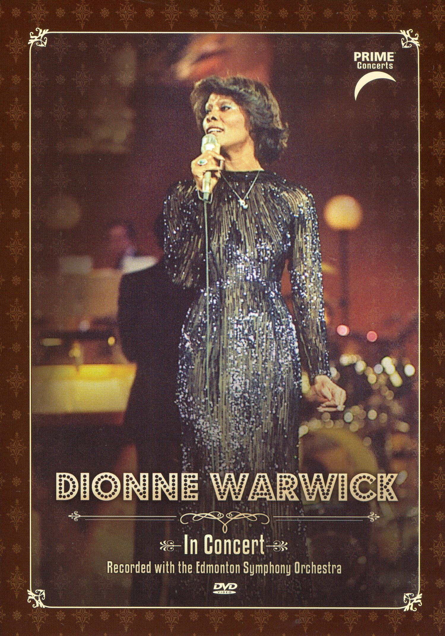Dionne Warwick: Prime Concerts - In Concert with Edmonton Symphony