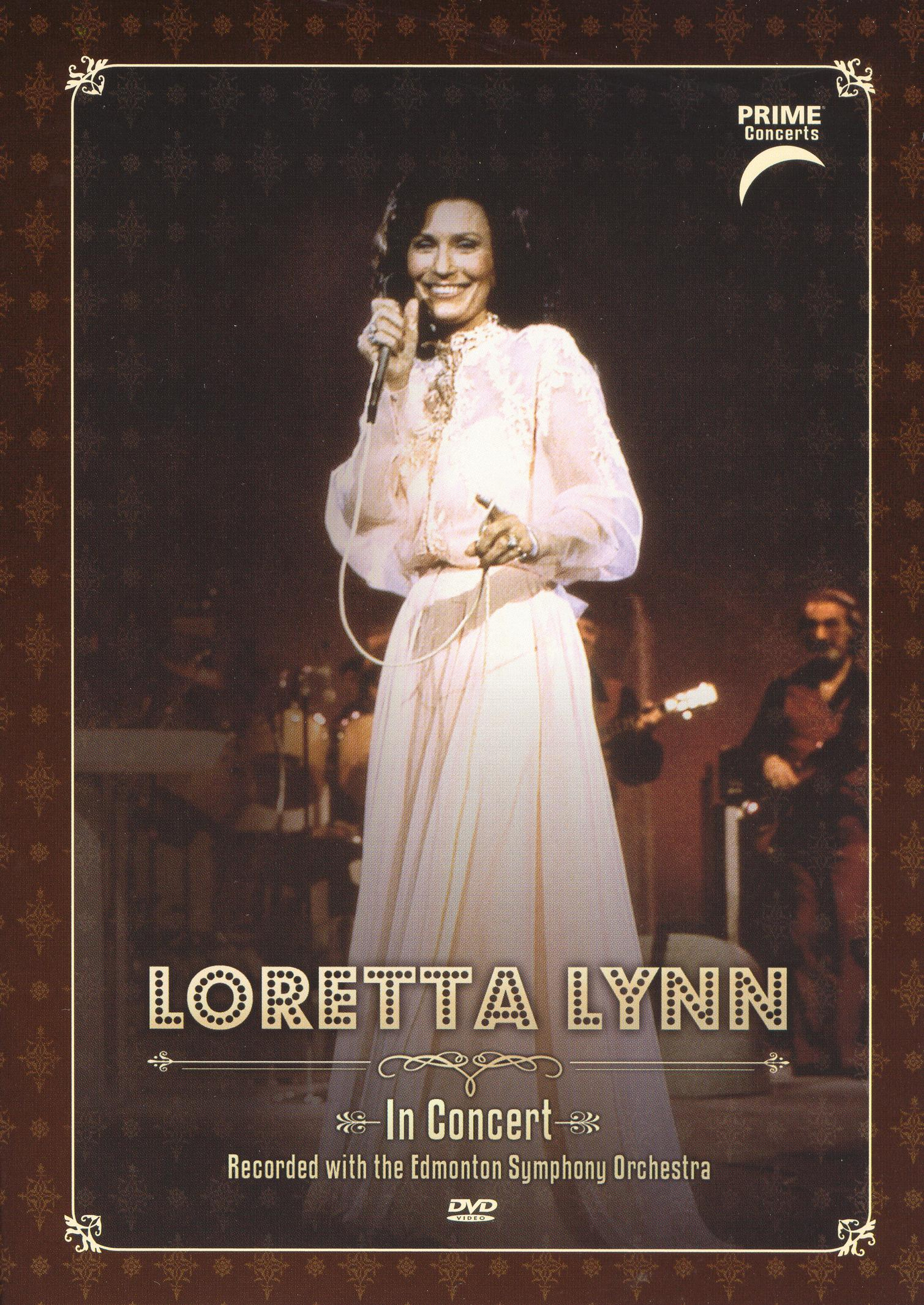 Loretta Lynn: Prime Concerts - In Concert with Edmonton Symphony