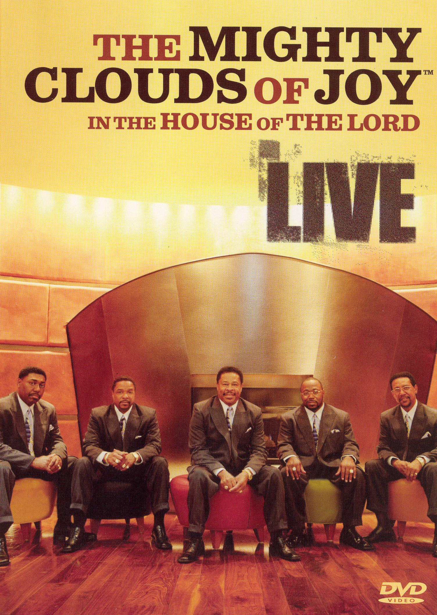 The Mighty Clouds of Joy: Live in the House of the Lord