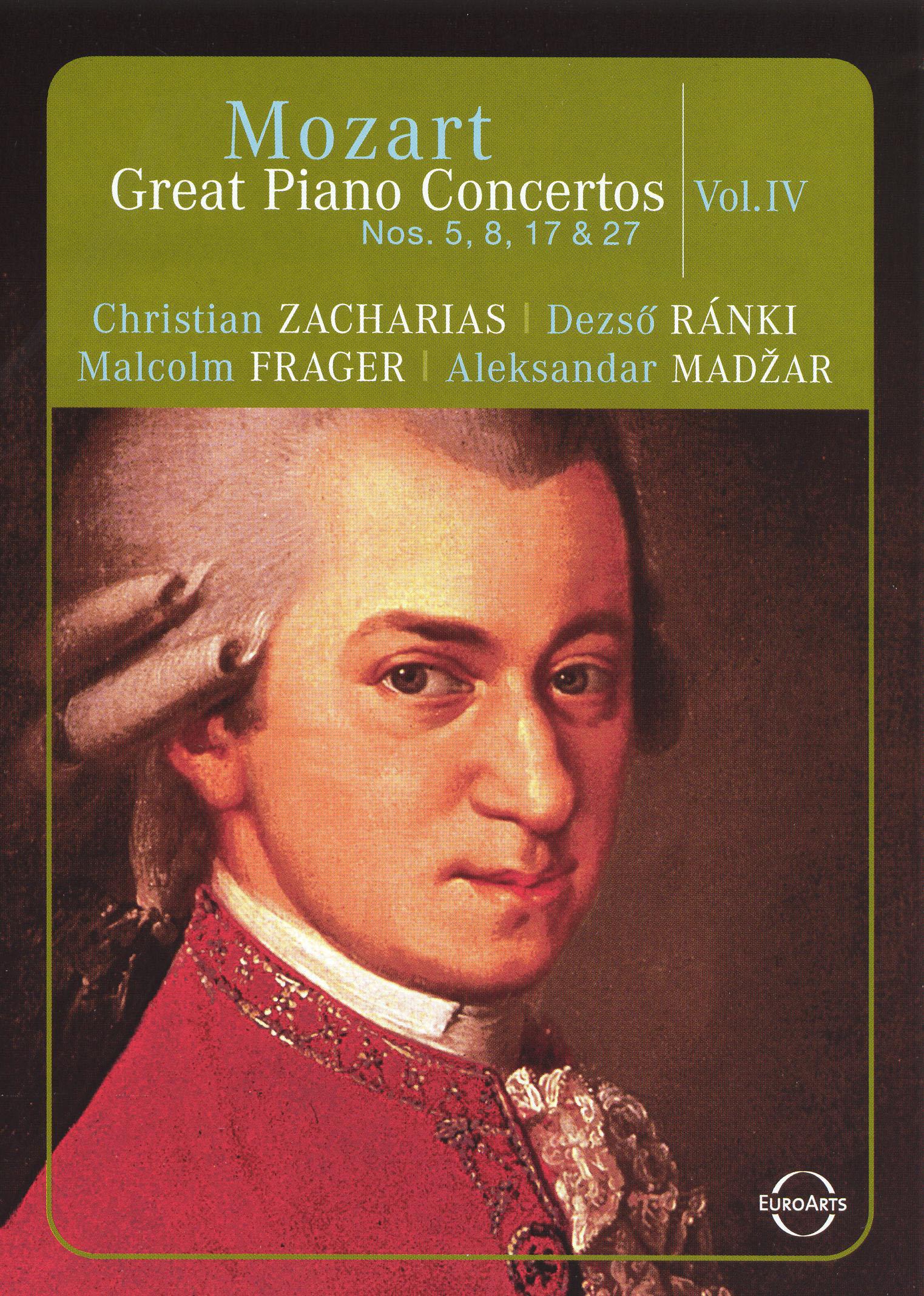 Great Piano Concertos, Vol. 4