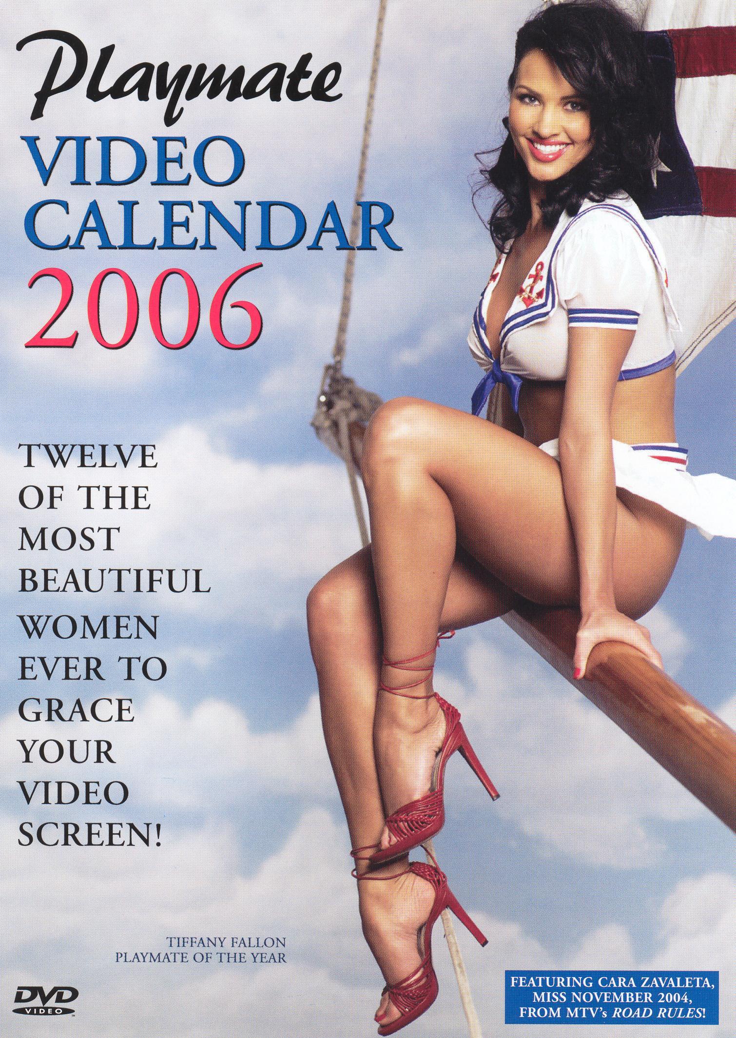 Playboy: 2006 Video Playmate Calendar