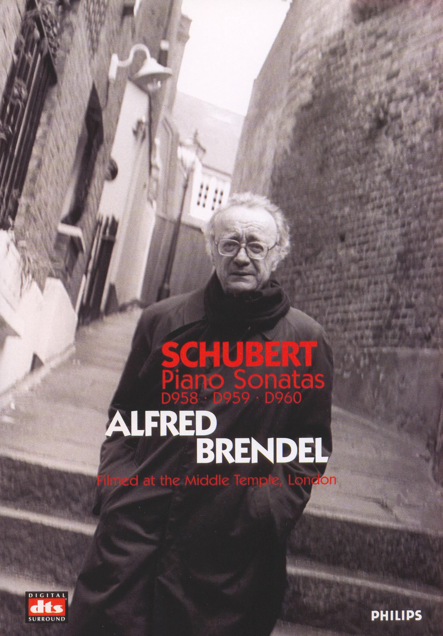 Alfred Brendel: Schubert - Final Three Sonatas