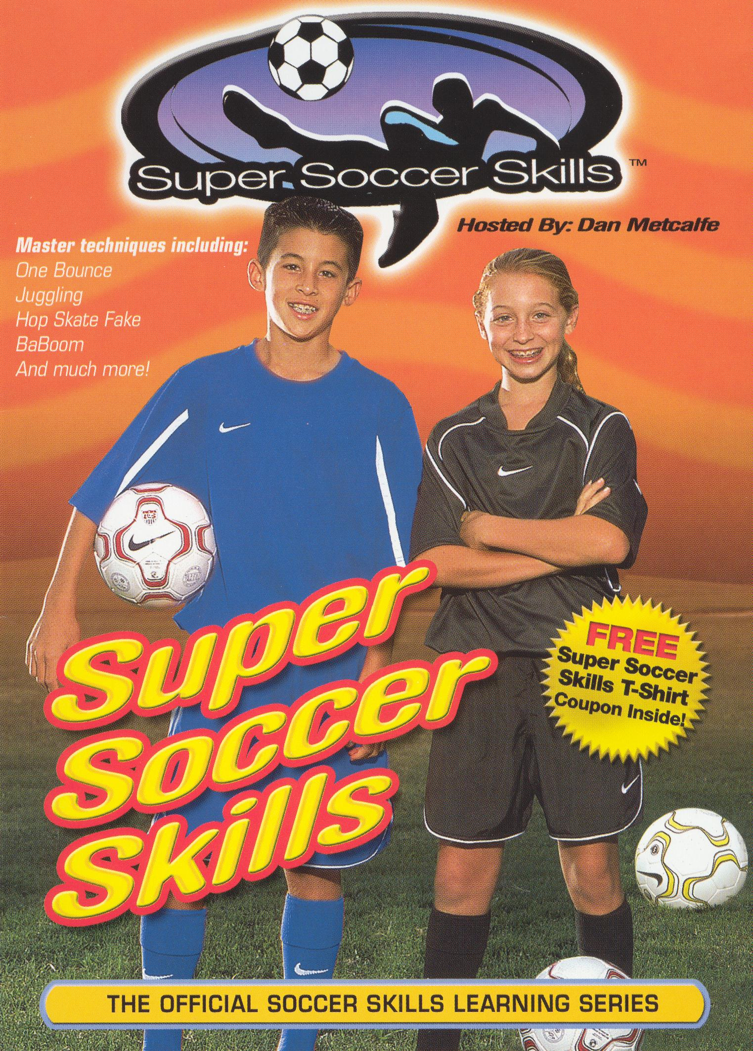Super Soccer Skills