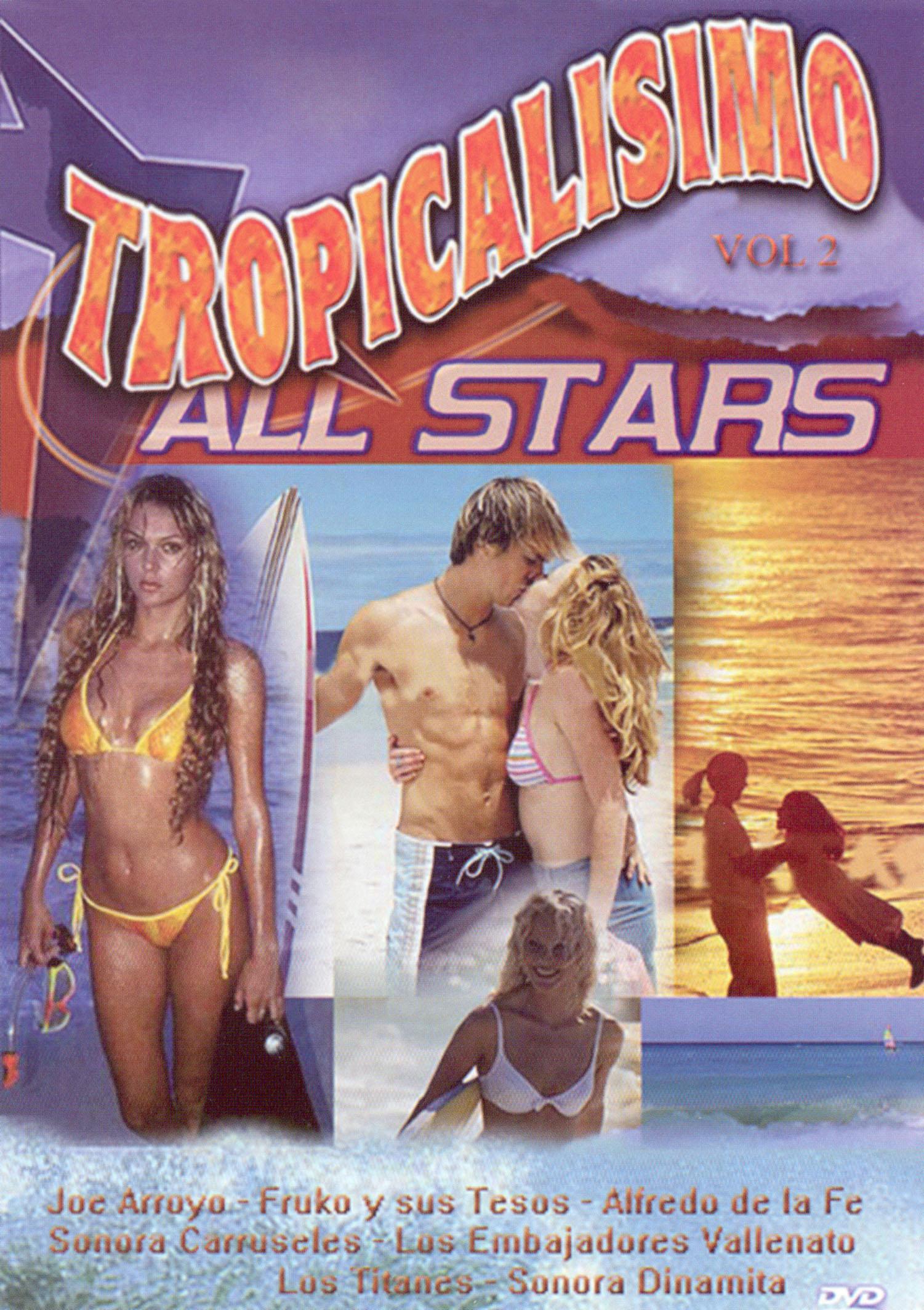 Tropicalisimo All Stars, Vol. 2
