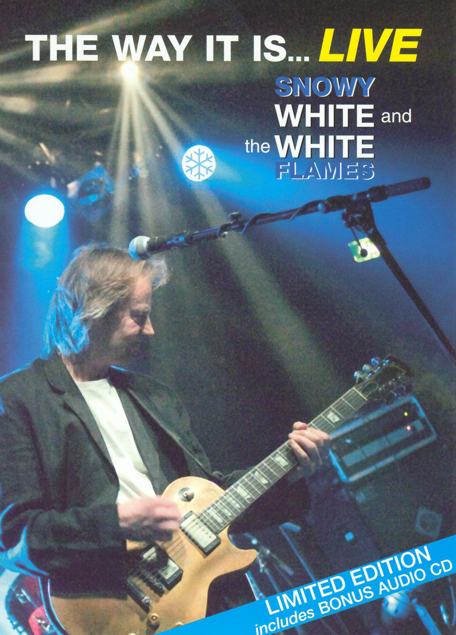 Snowy White and the White Flames: The Way It Is - Live