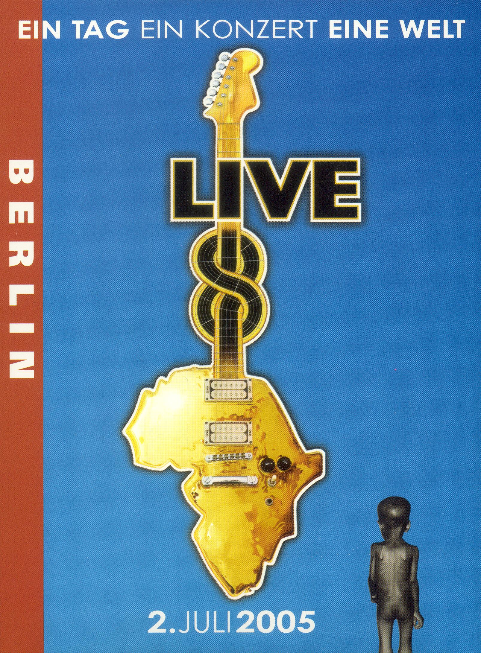 Live 8 Berlin