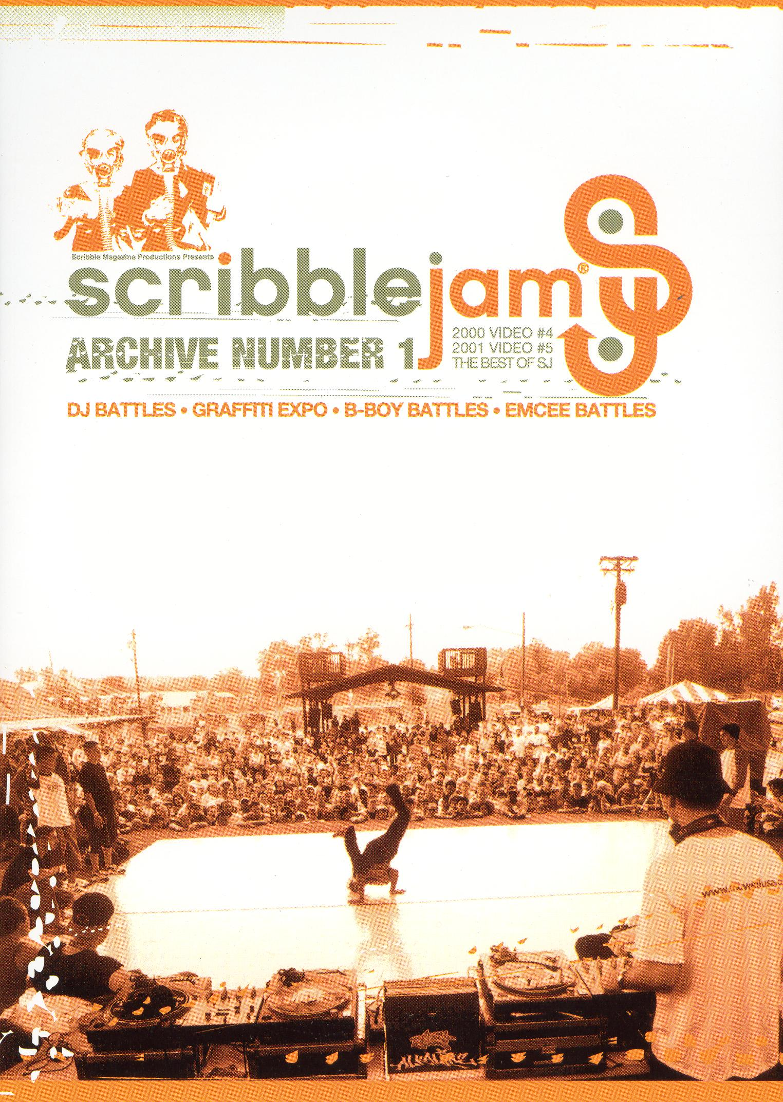Scribble Jam: Archive Number 1