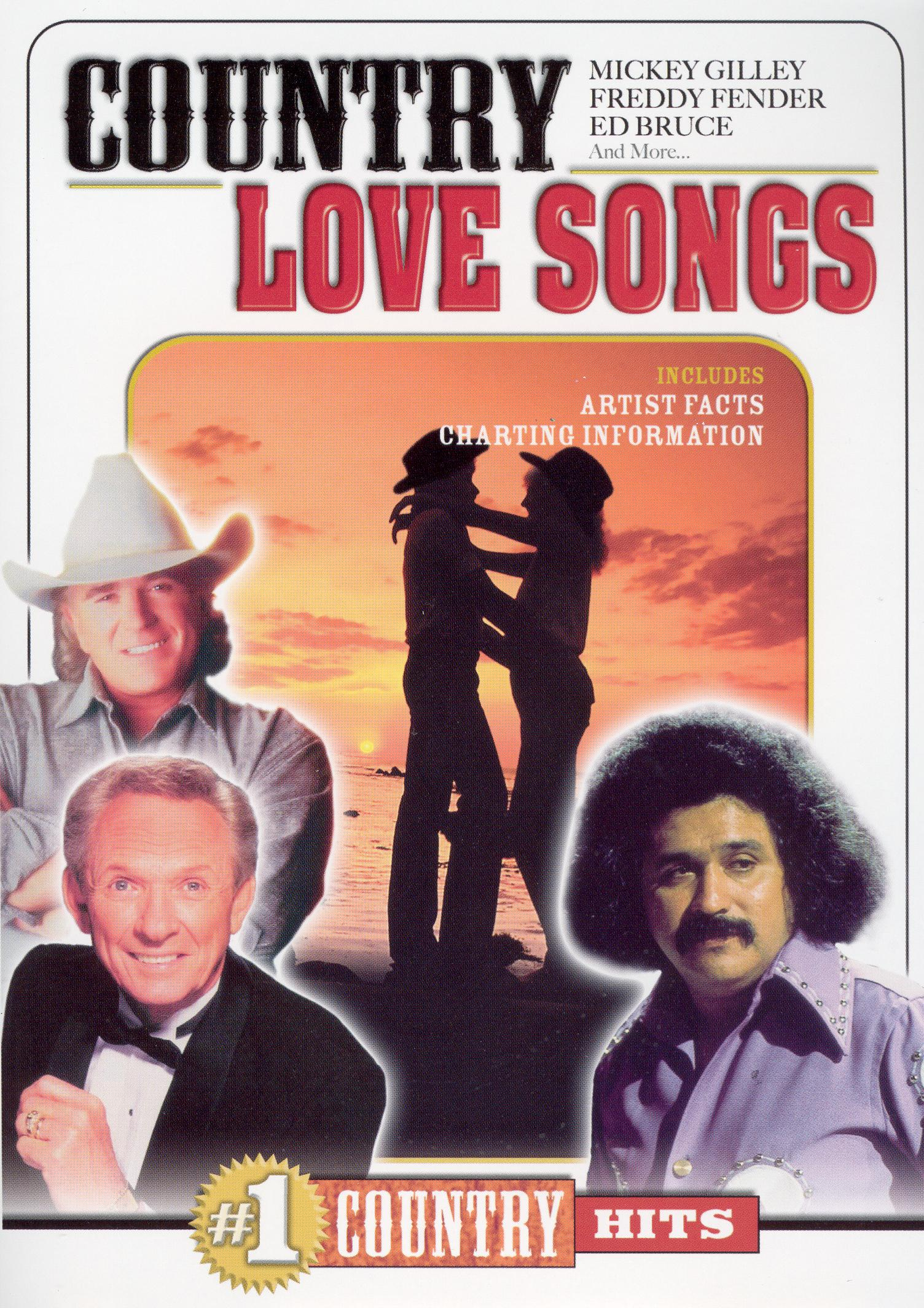 Country #1 Hits: Country Love Songs