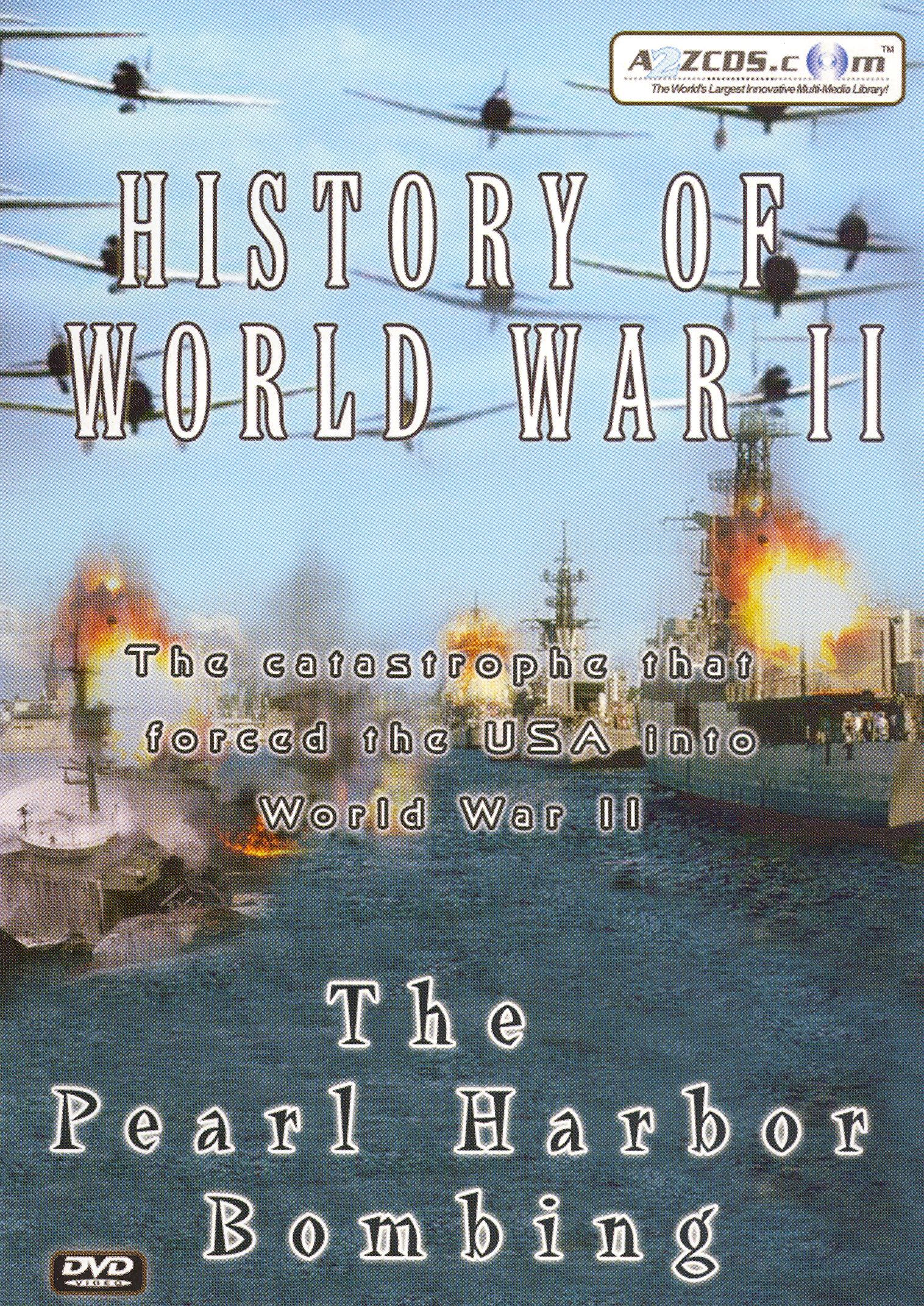 History of World War II: The Pearl Harbor Bombing
