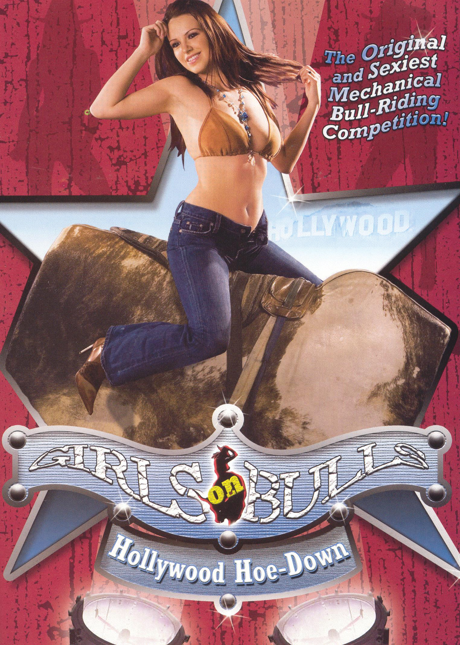 Girls on Bulls: Hollywood Hoe-Down