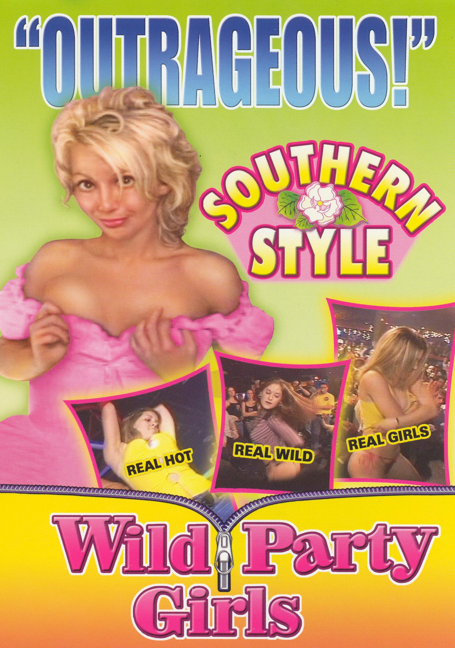 Wild Party Girls: Southern Style