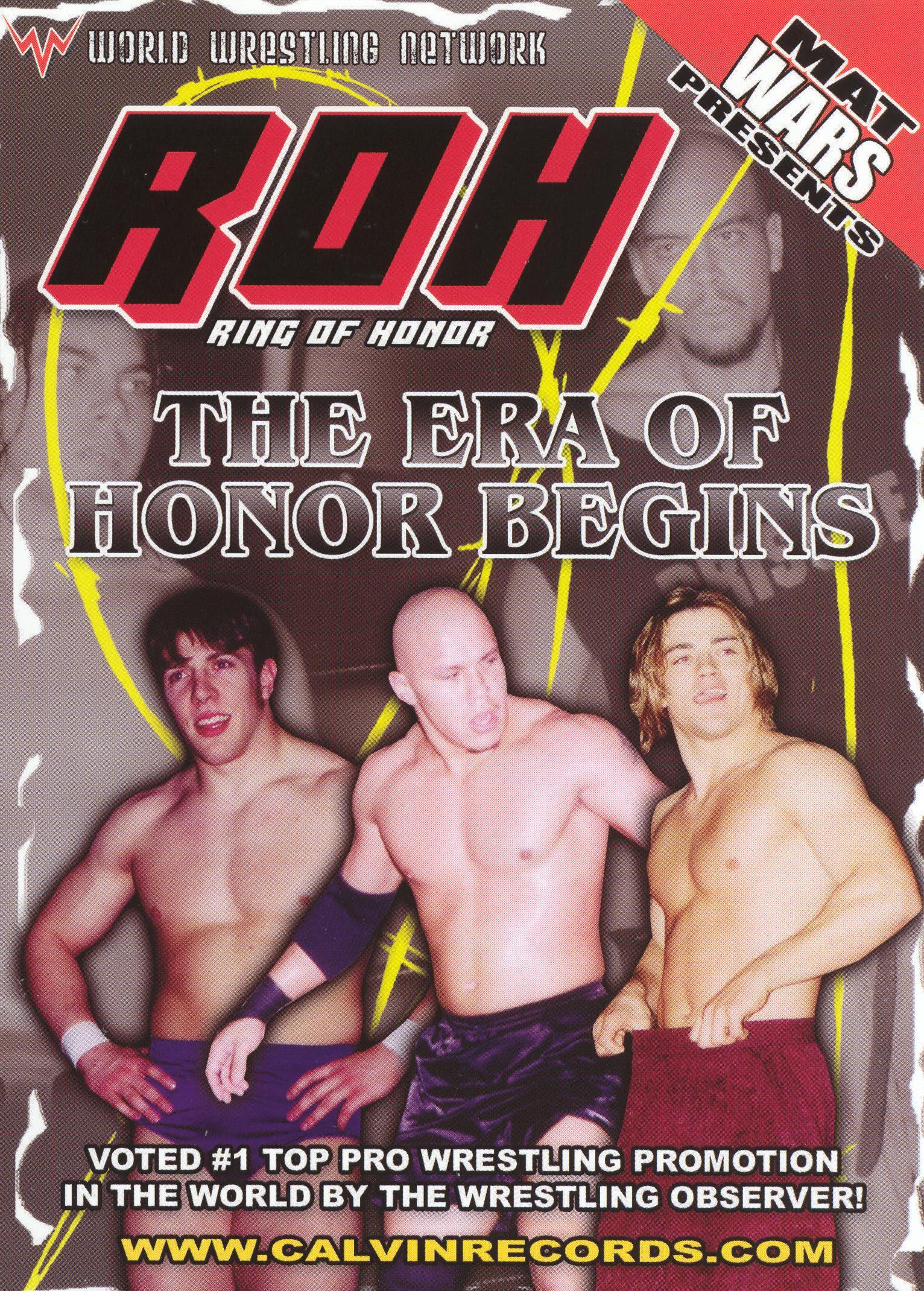 Mat Wars: The Era of Honor Begins