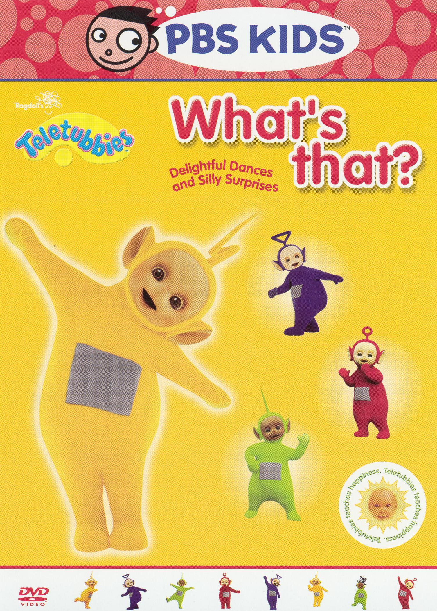 Teletubbies: What's That