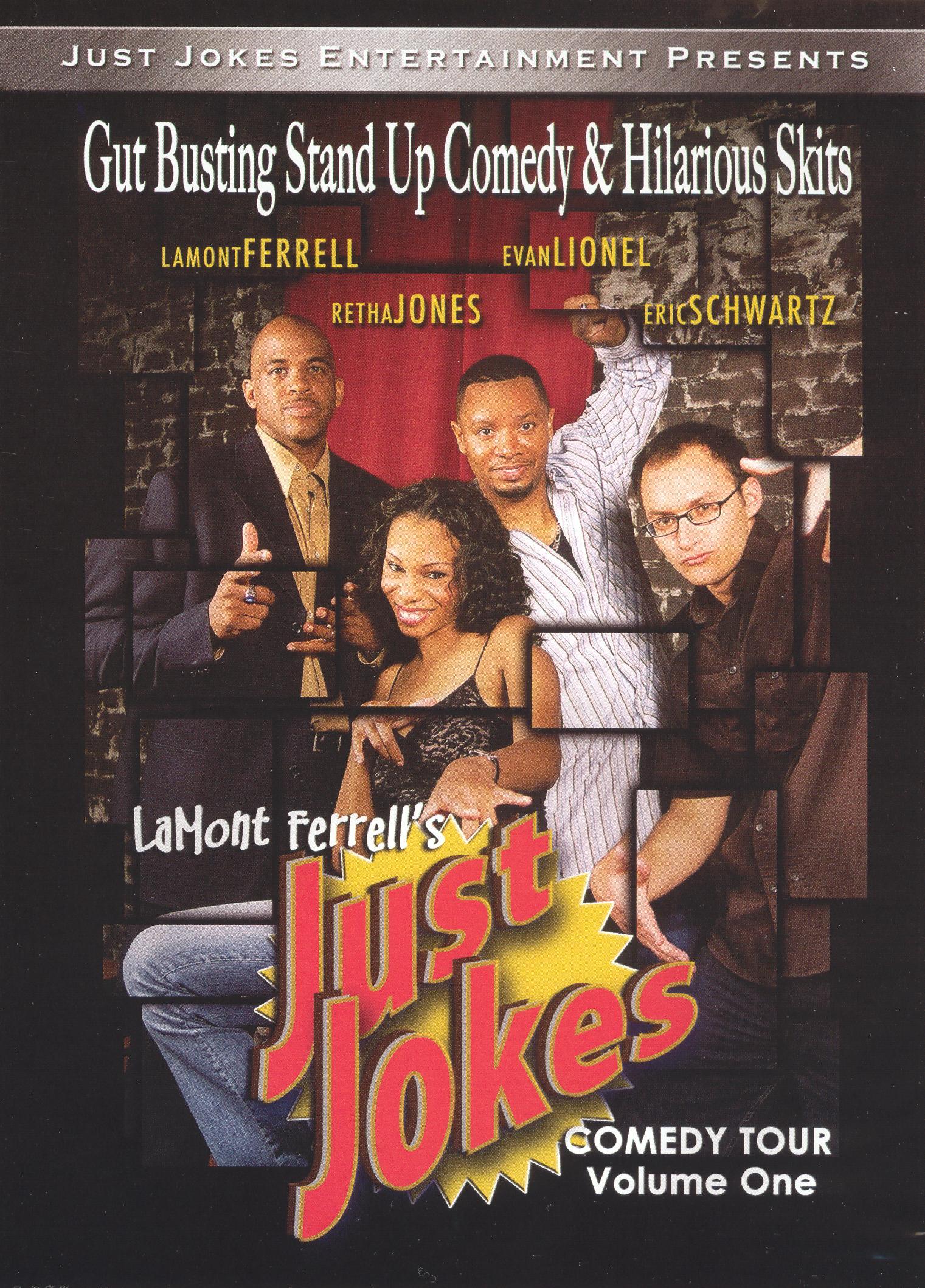 Lamont Ferrell's Just Jokes Comedy Tour, Vol. 1