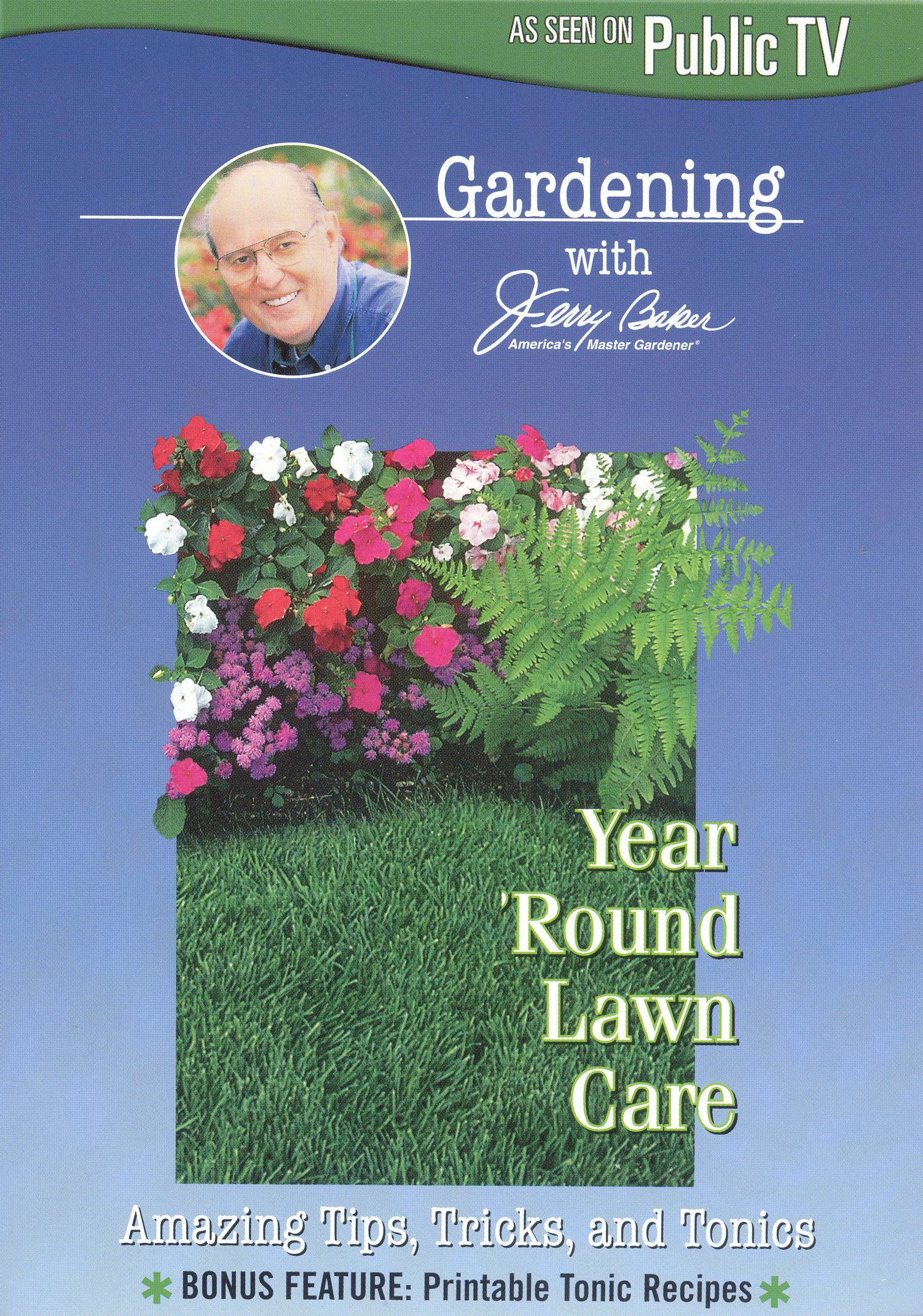 Jerry Baker: Year 'Round Lawn Care