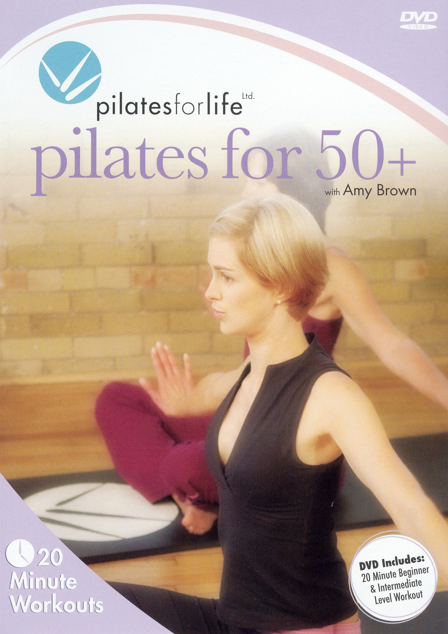 Pilates for Life: Pilates For 50