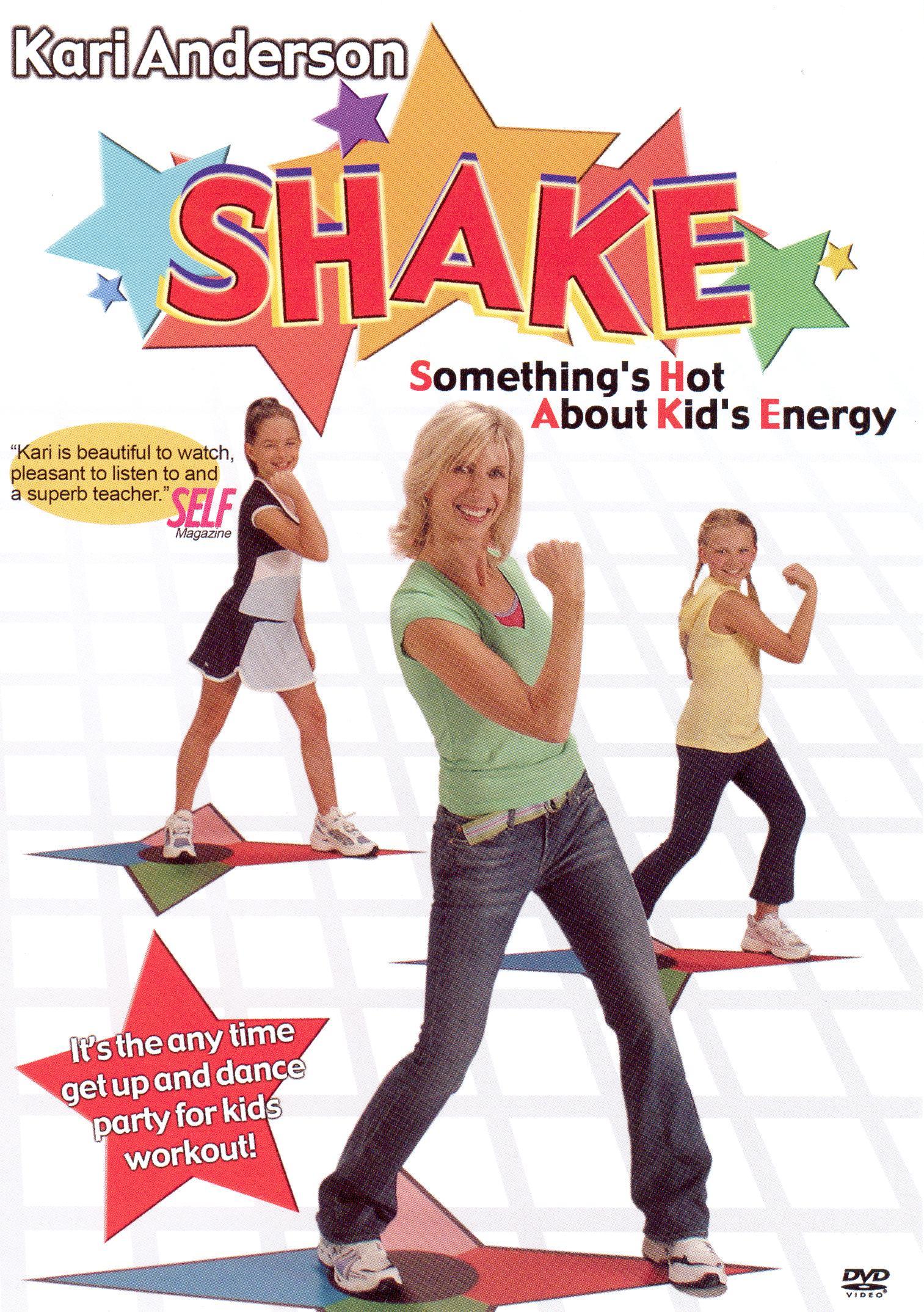 Kari Anderson: Shake