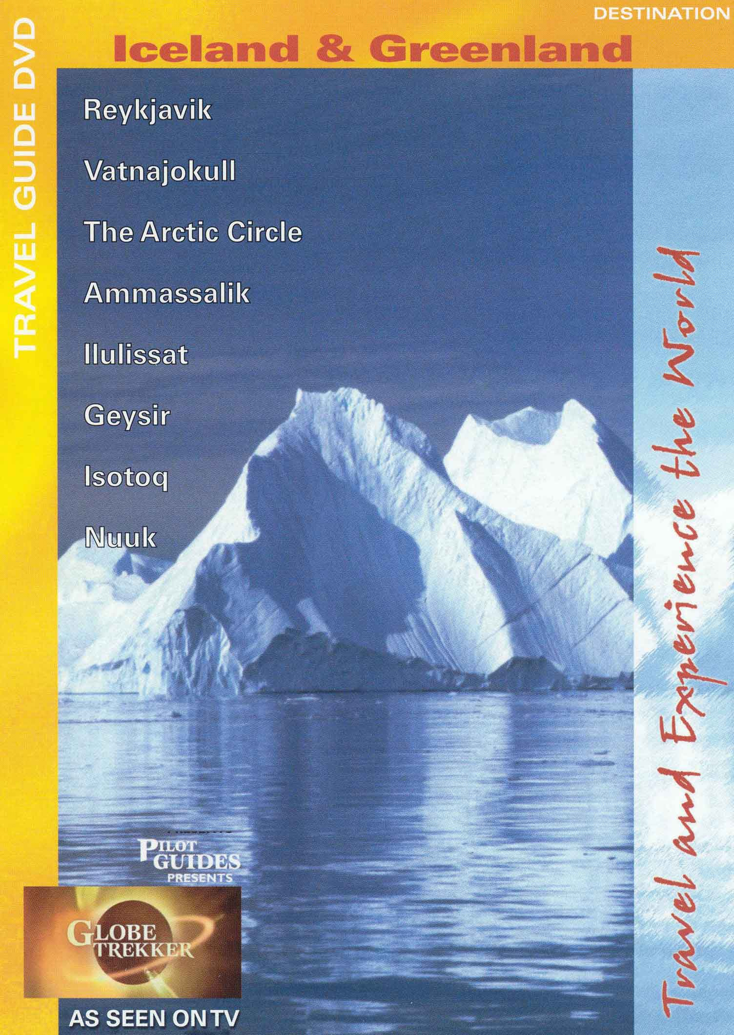 Globe Trekker: Iceland and Greenland