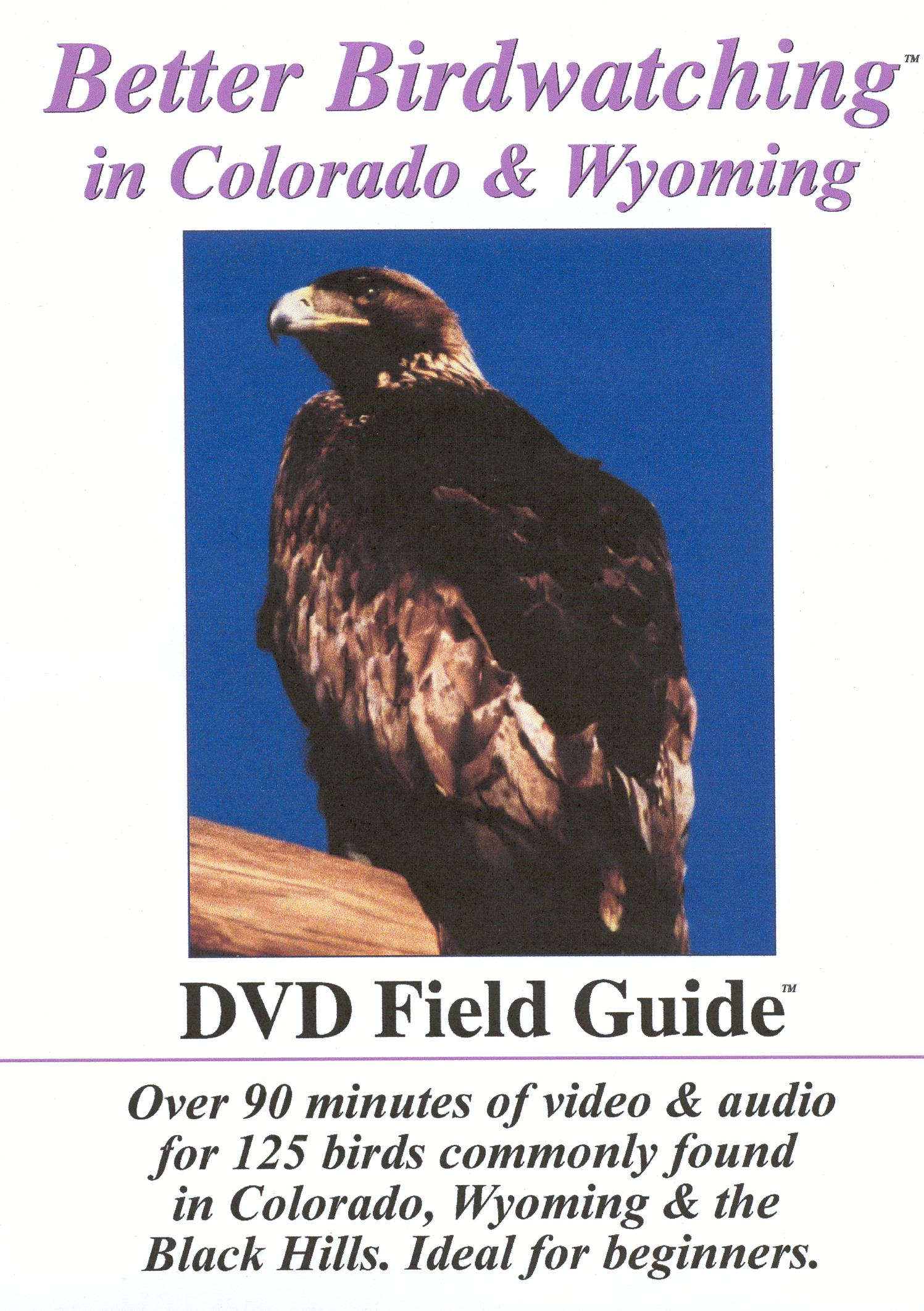 Better Birdwatching in Colorado and Wyoming
