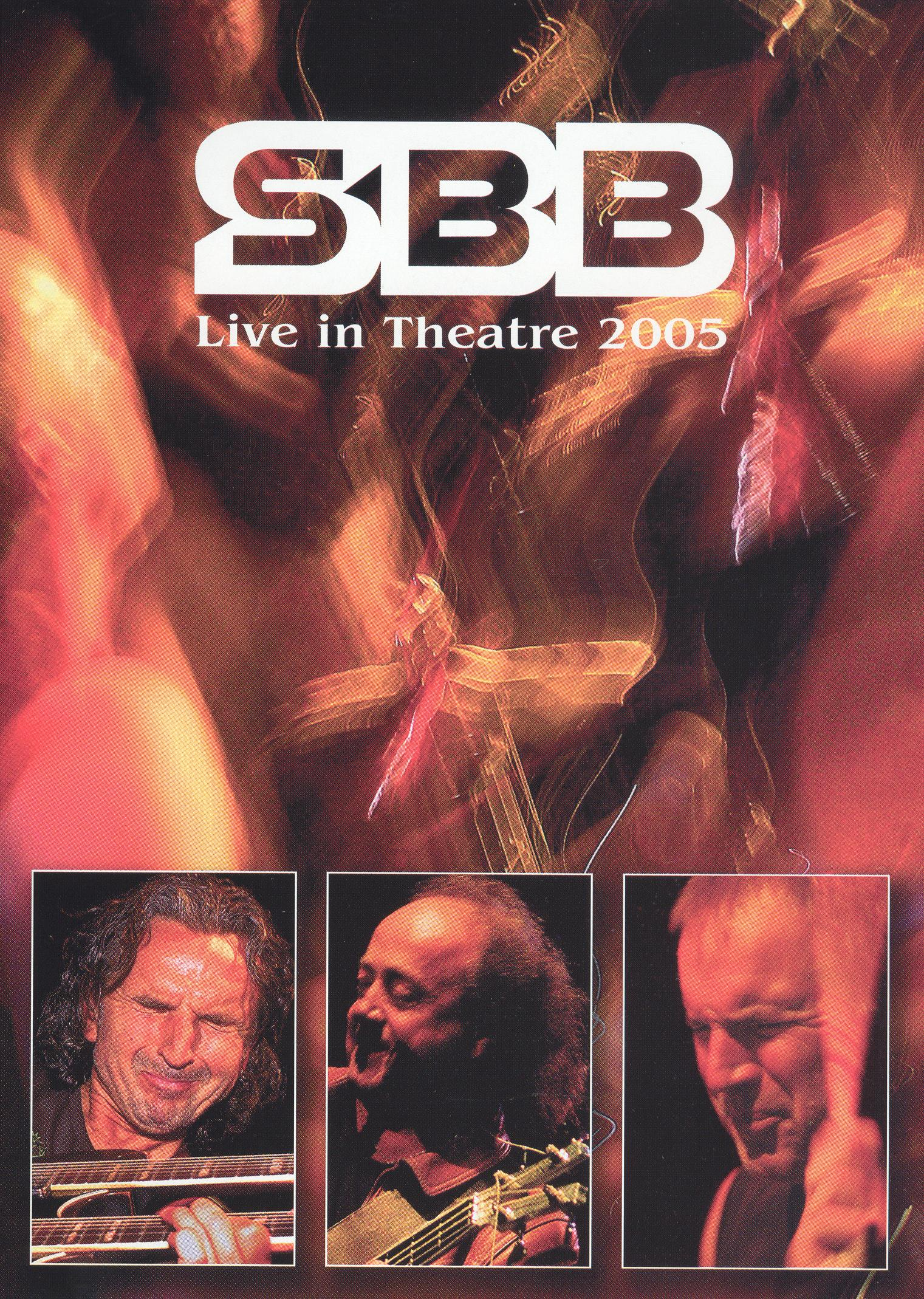SBB: Live in Theatre