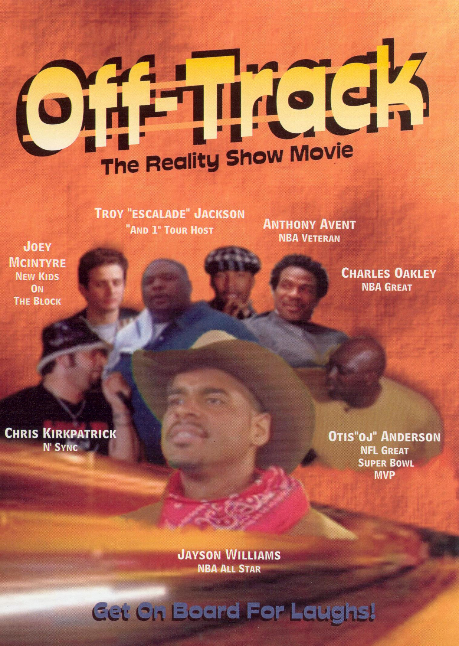 Off-Track: The Reality Show Movie