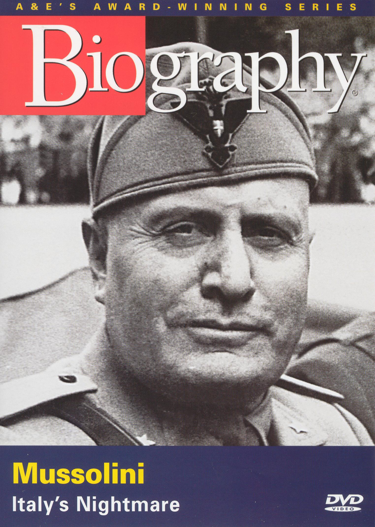 the life and rule of benito mussolini 11 quotes have been tagged as mussolini: benito mussolini: 'fascism should more appropriately be called corporatism because it is a merger of state and c.