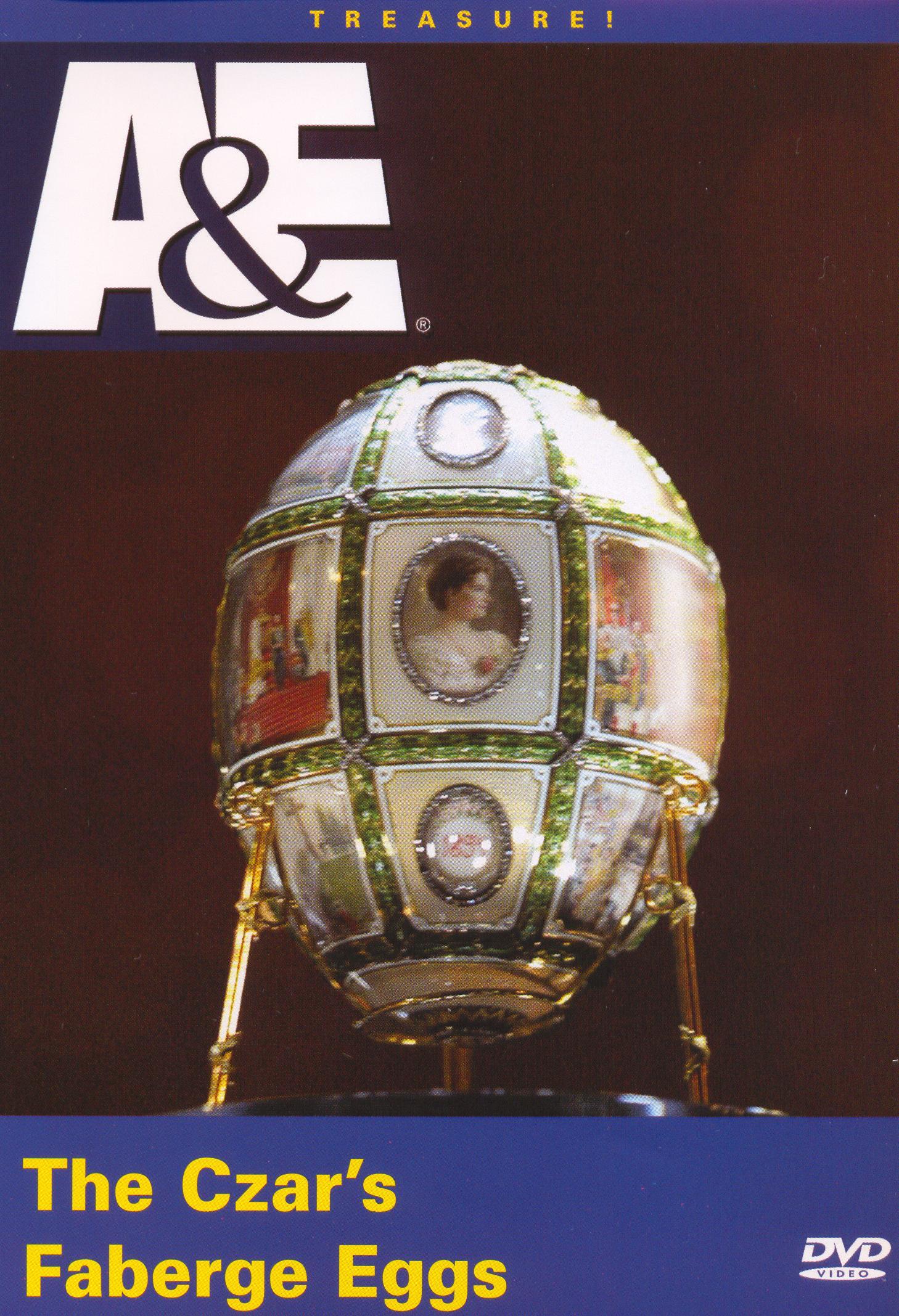Treasure! The Czar's Faberge Eggs