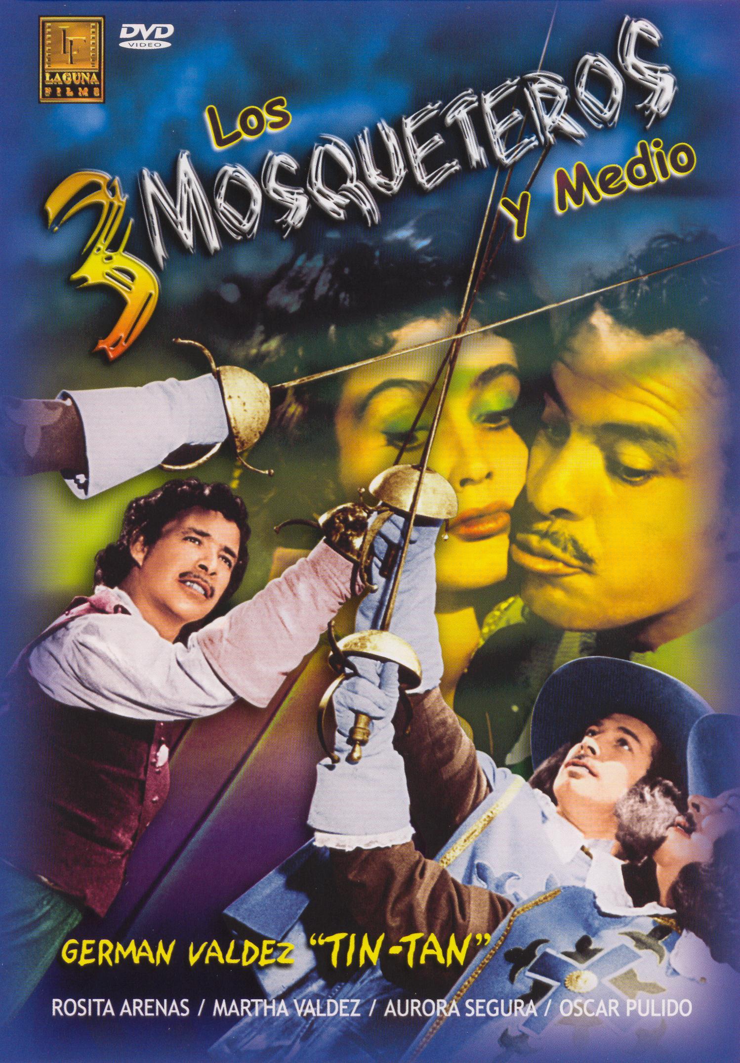 Los Tres Mosqueteros y Medio