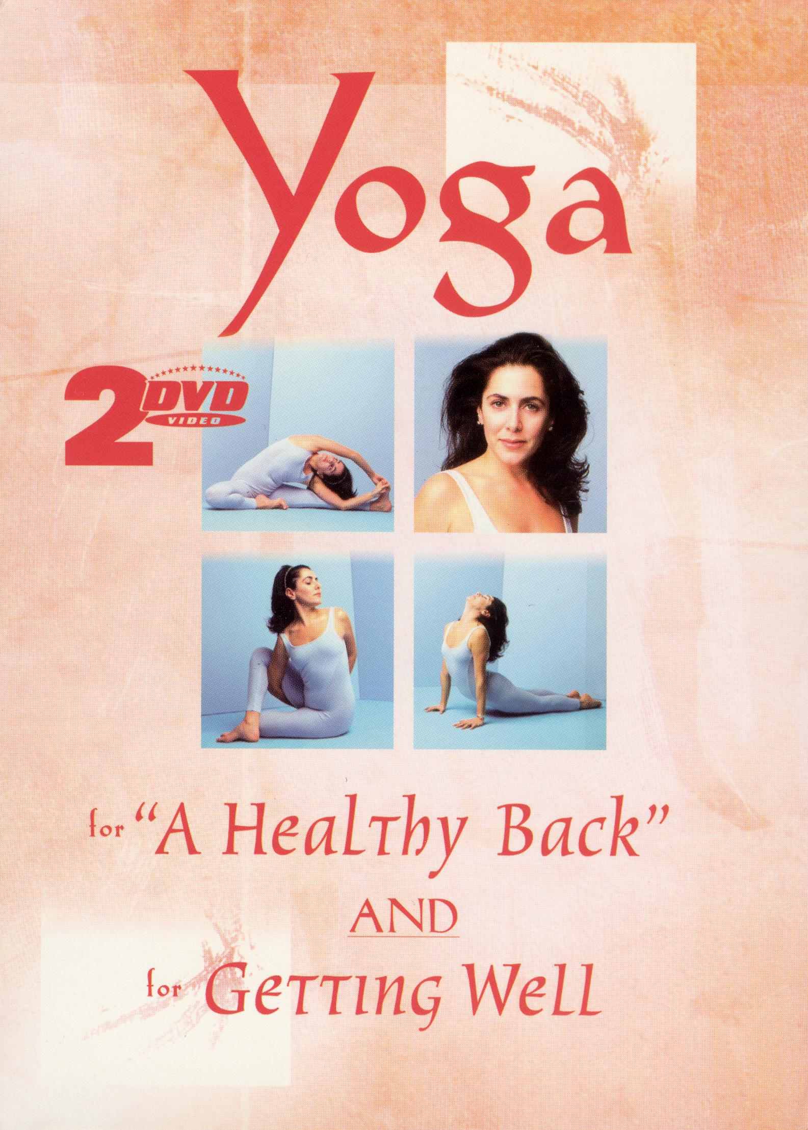 Yoga, Vol. 3: For a Healthy Back and for Getting Well