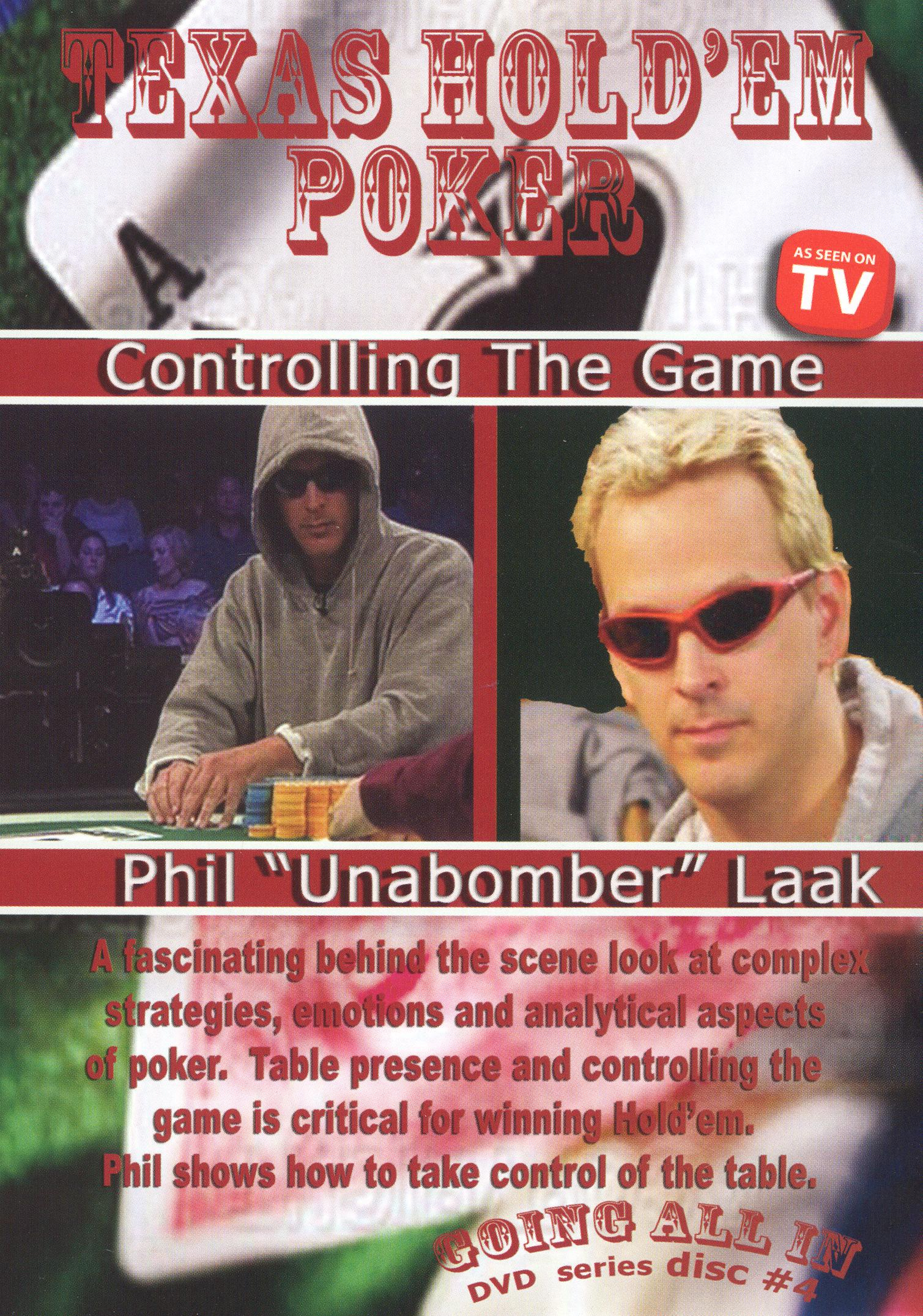 Texas Hold'em: Controlling the Game