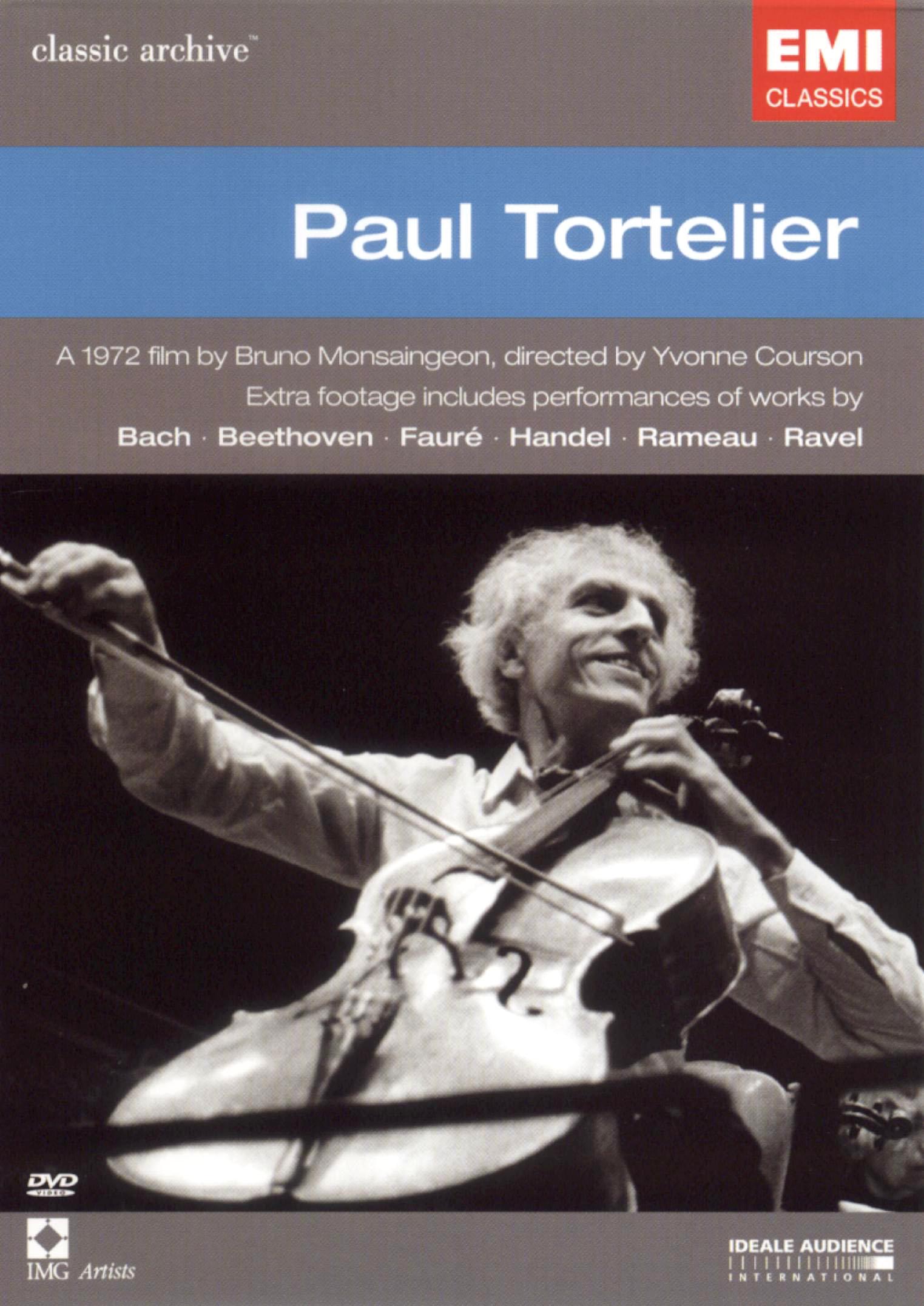 Classic Archive: Paul Tortelier