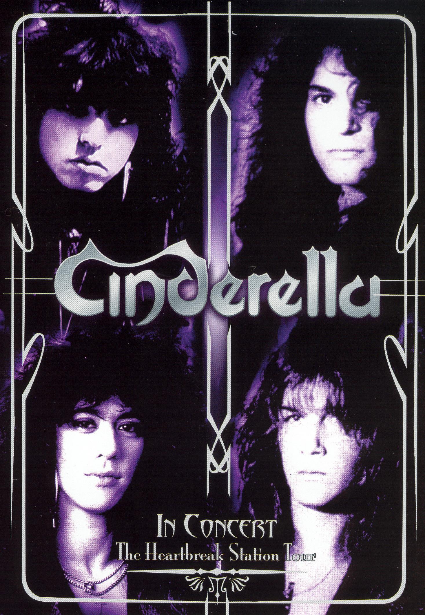 Cinderella: In Concert - The Heartbreak Station Tour