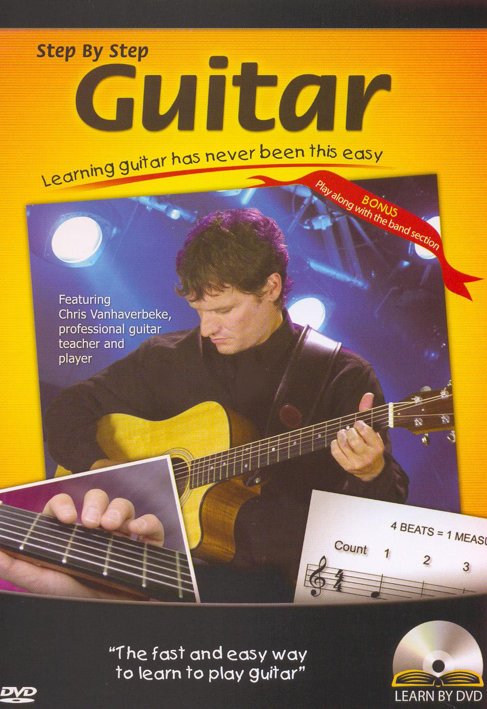 Step by Step: Guitar
