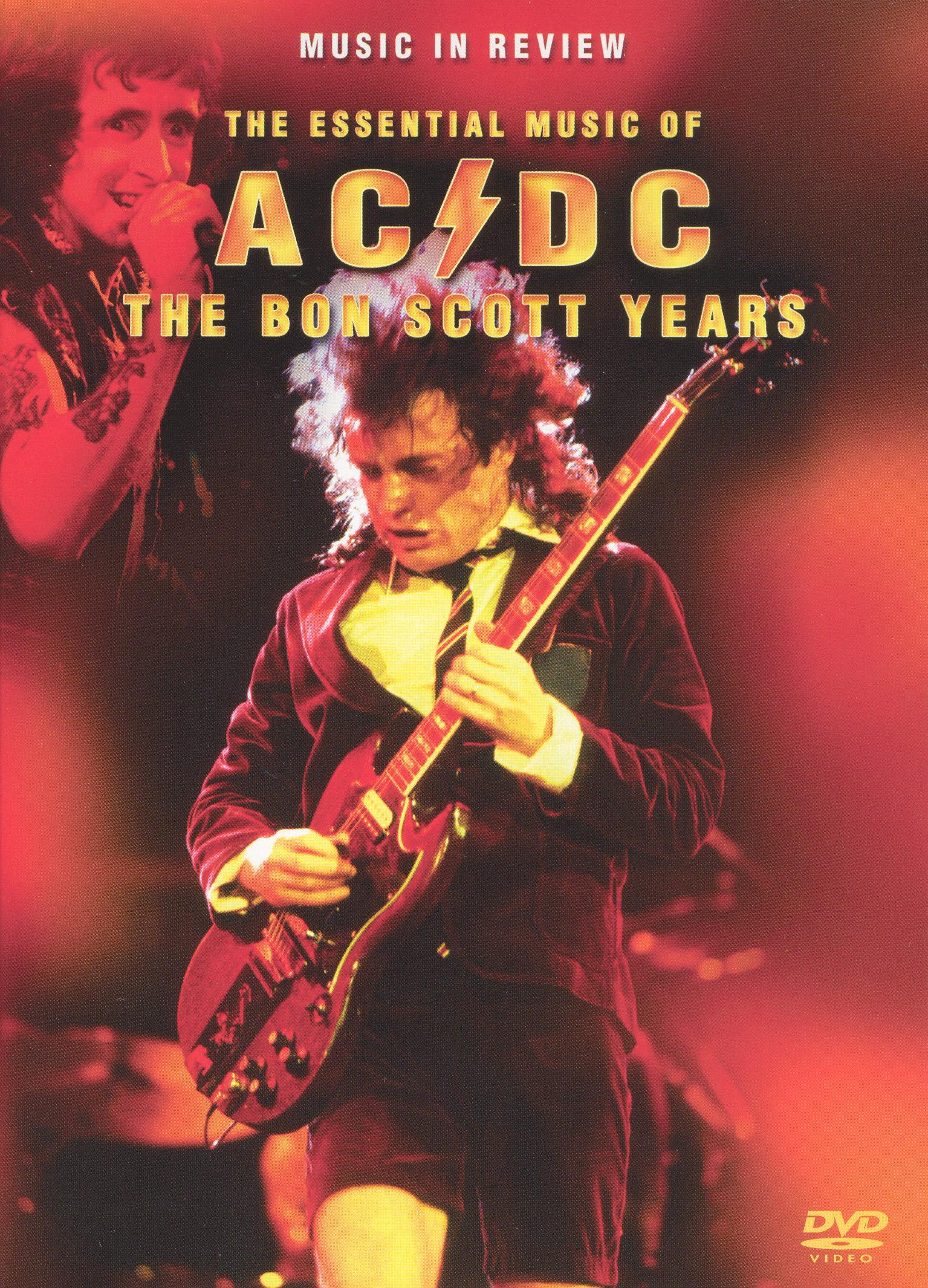 Music in Review: AC/DC - The Bon Scott Years