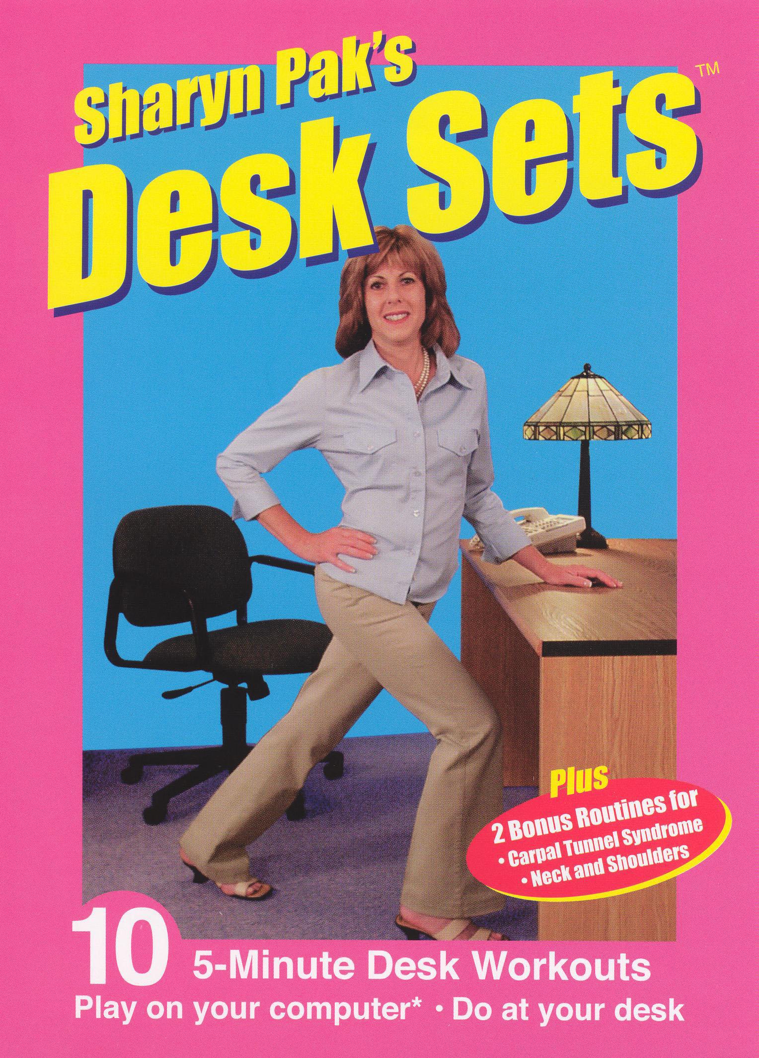 Sharyn Pak's Desk Sets