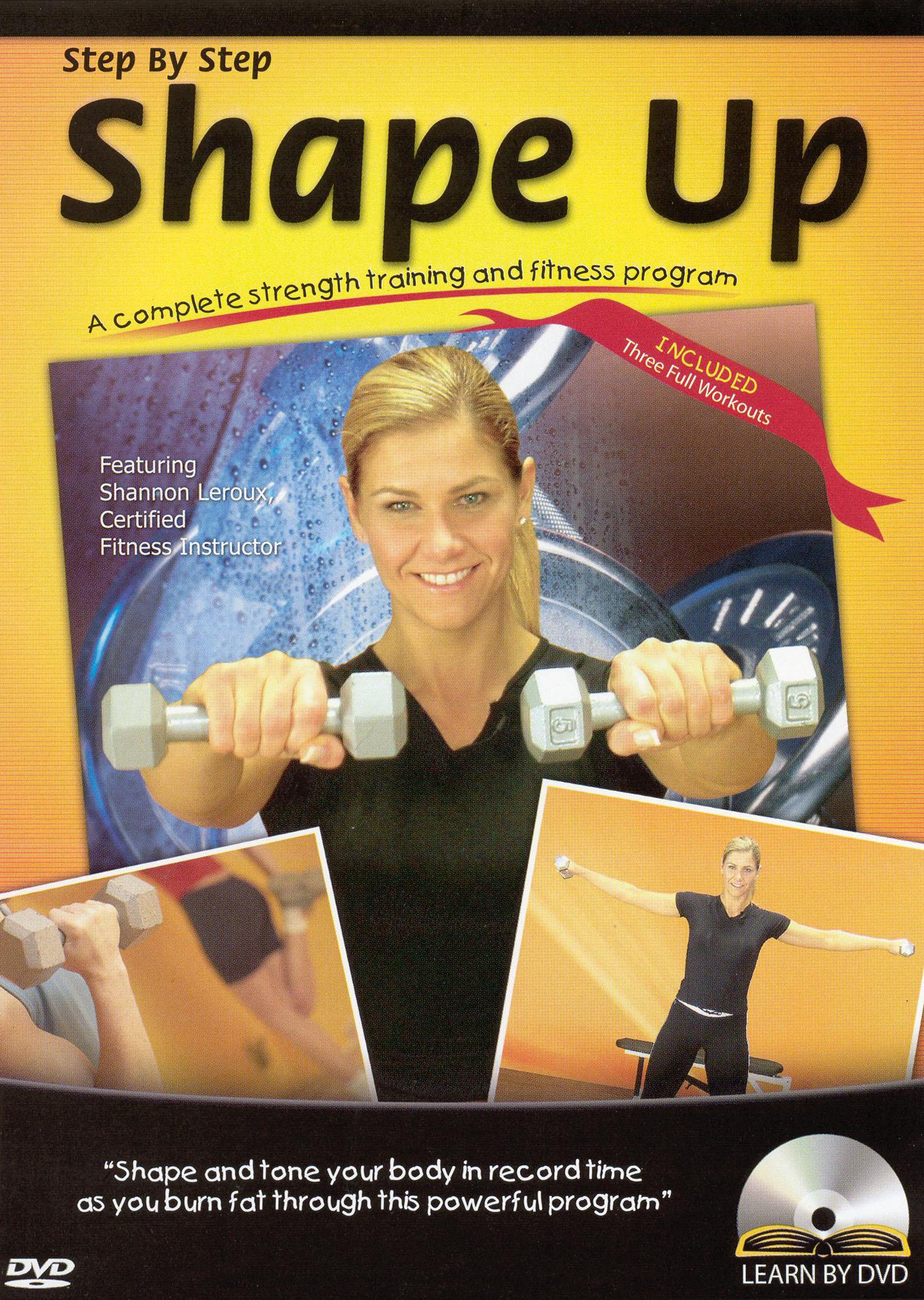 Step by Step: Shape Up