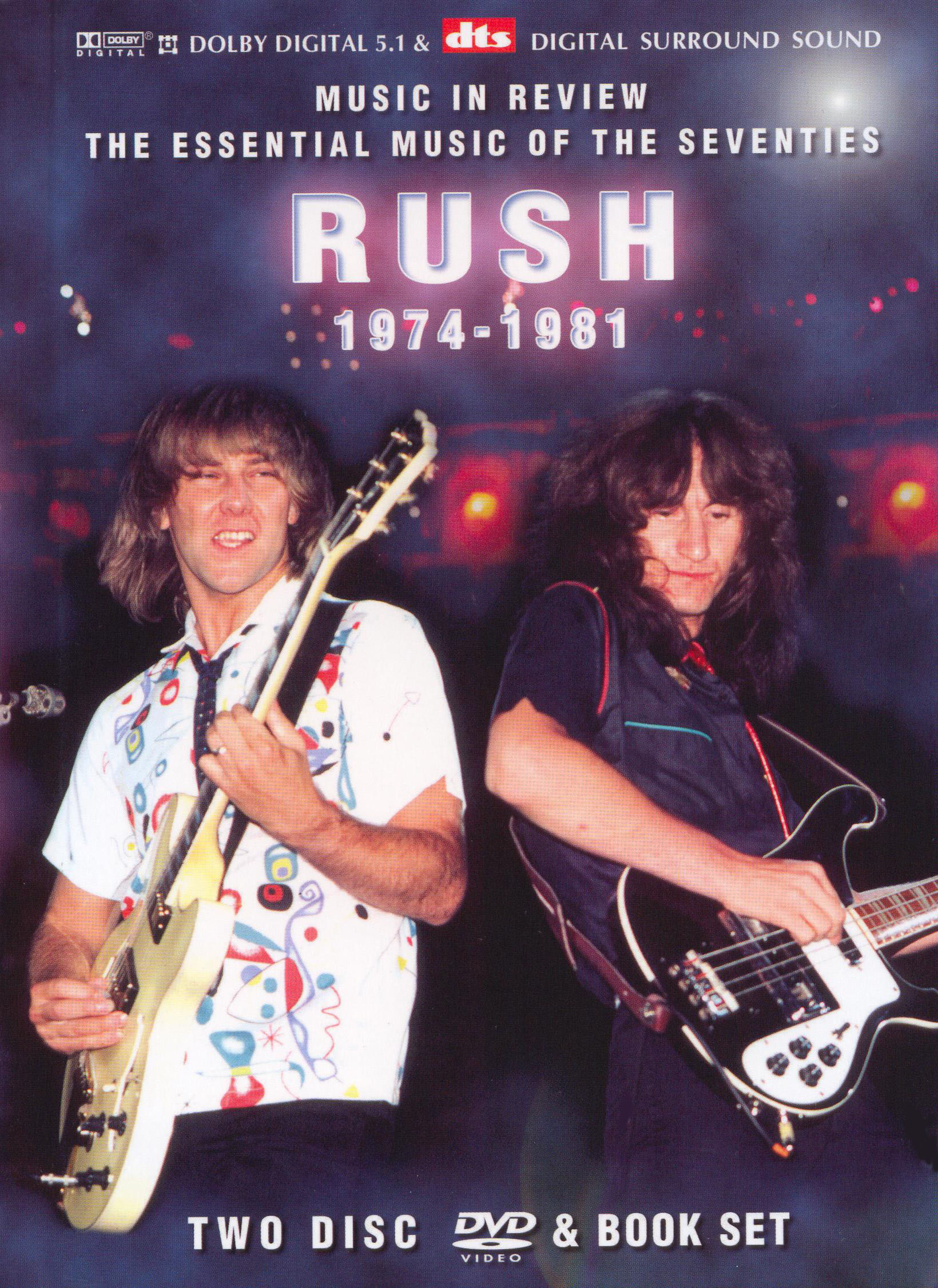 Inside Rush: Music in Review 1974-1981