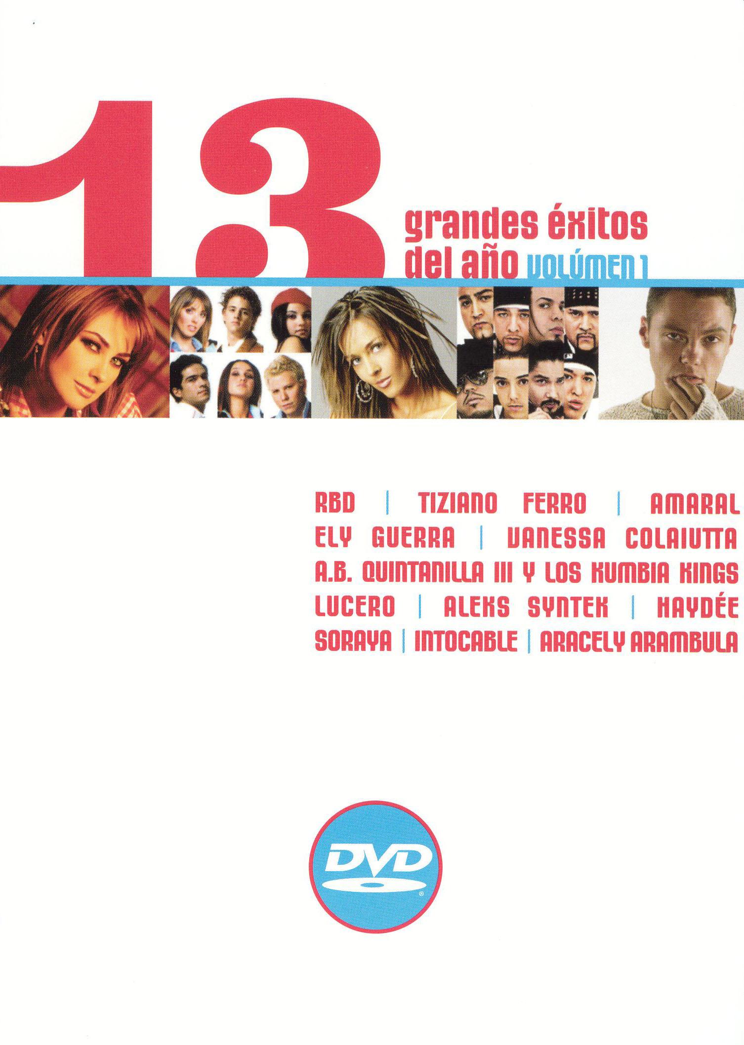 Thirteen Grandes Exitos del Ano, Vol. 1