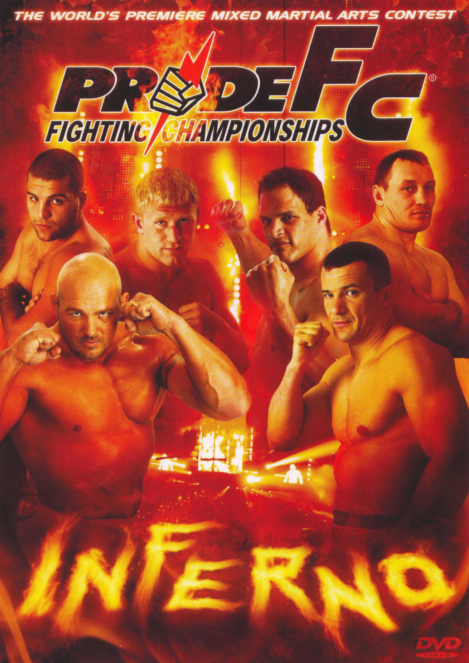 Fighting Championships: Pride Inferno