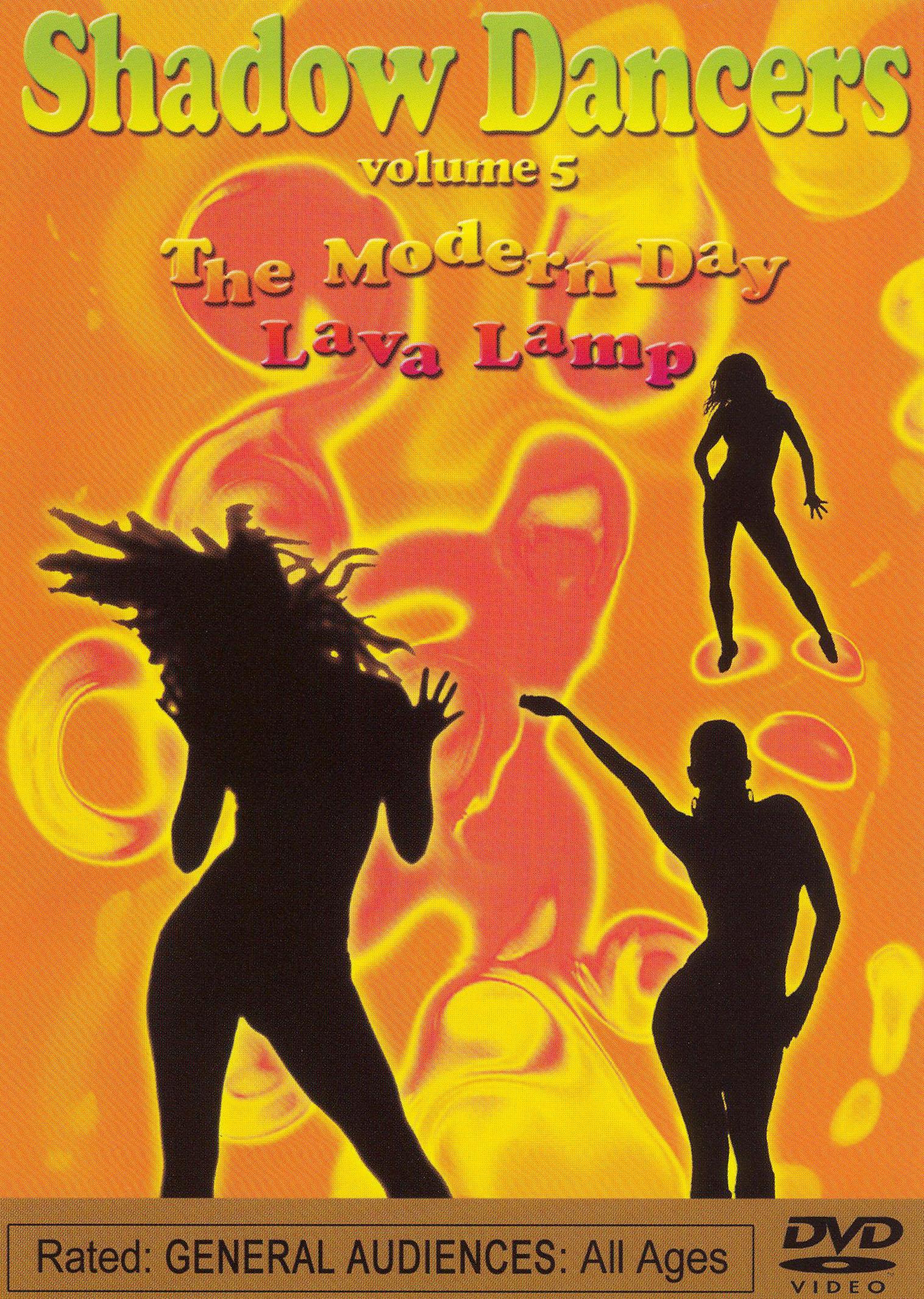 Shadow Dancers, Vol. 5: Modern Day Lava Lamp