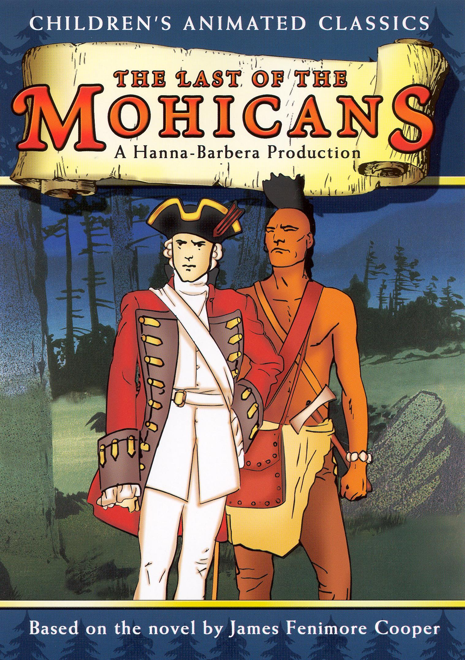 a synopsis on the last of the mohicans thoughts The 200 greatest adventure novels  james fenimore cooper's frontier adventure the last of the mohicans  (telepath) to hide his murderous thoughts.