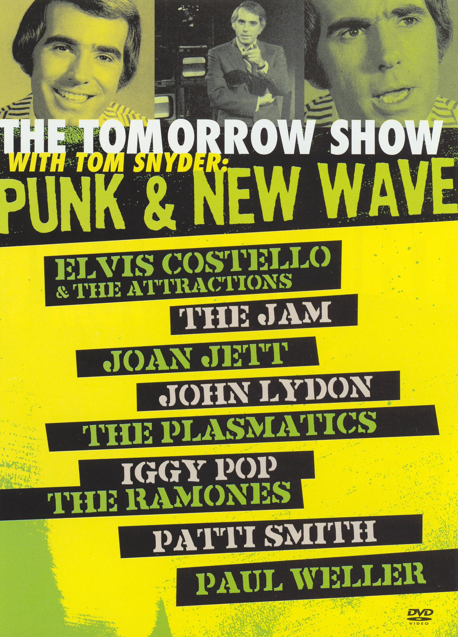 The Tomorrow Show with Tom Snyder: Punk and New Wave