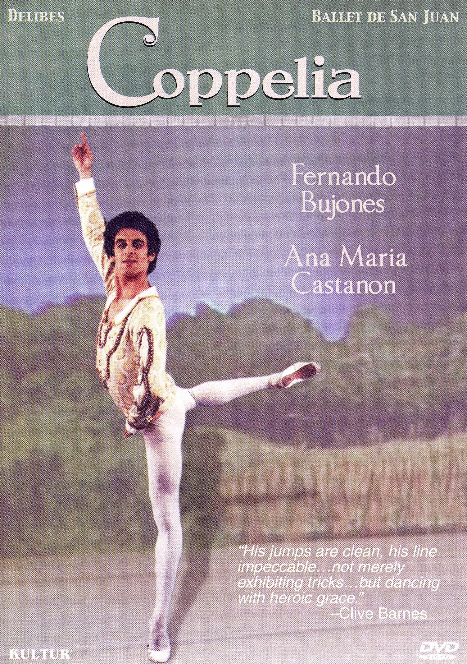 Coppelia (Ballet de San Juan)