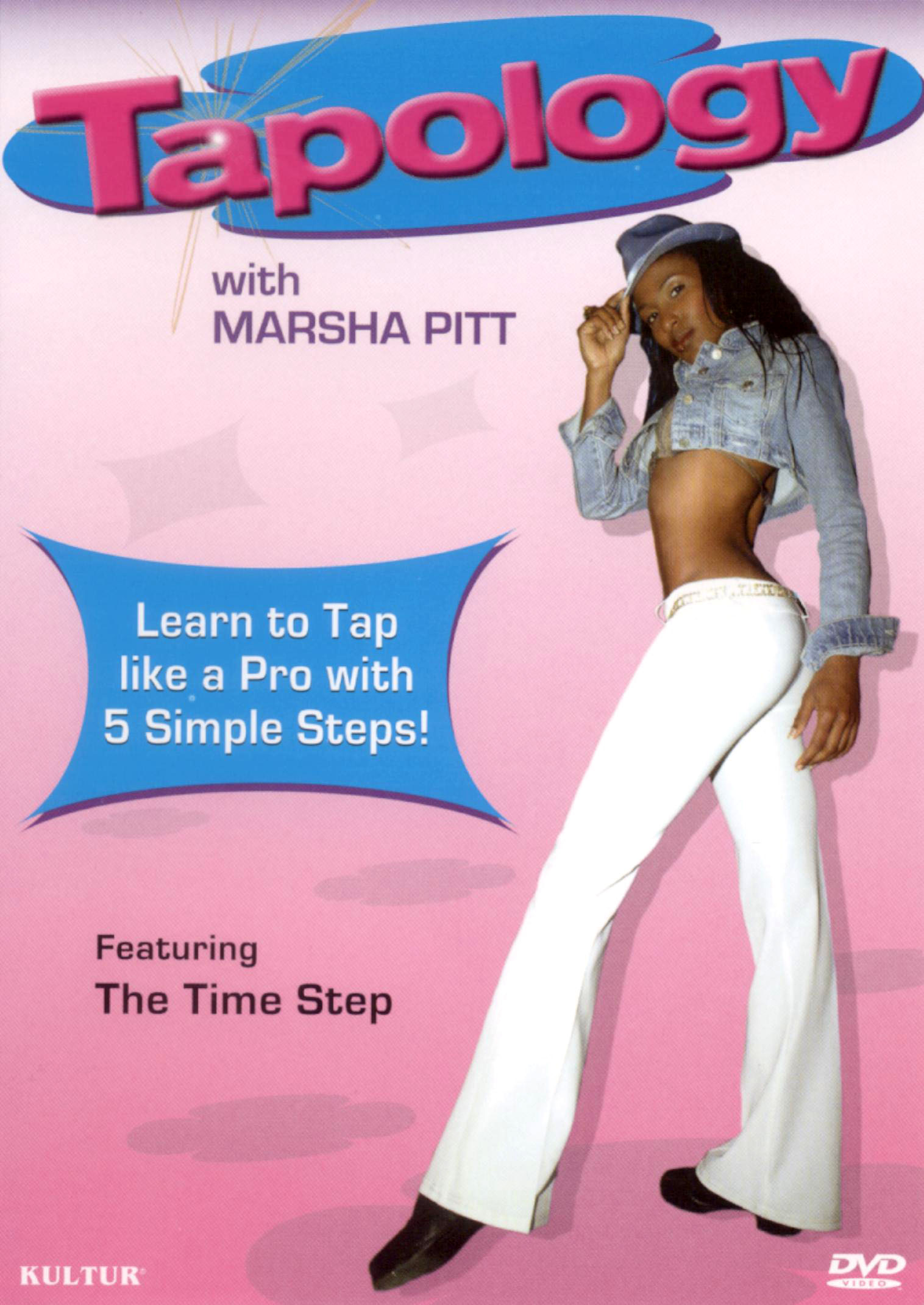 Tapology with Marsha Pitt