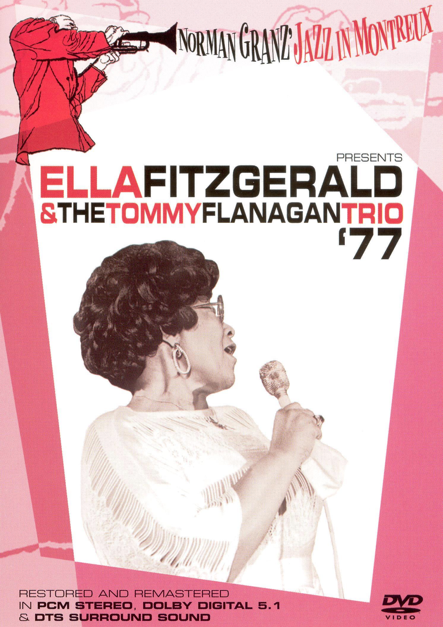 Ella Fitzgerald/Tommy Flanagan: Trio '77